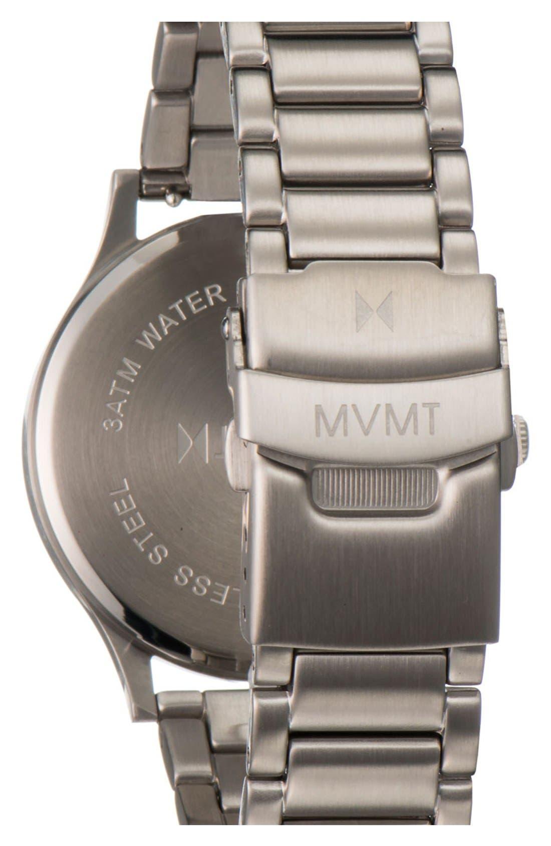 Bracelet Watch, 40mm,                             Alternate thumbnail 2, color,                             040