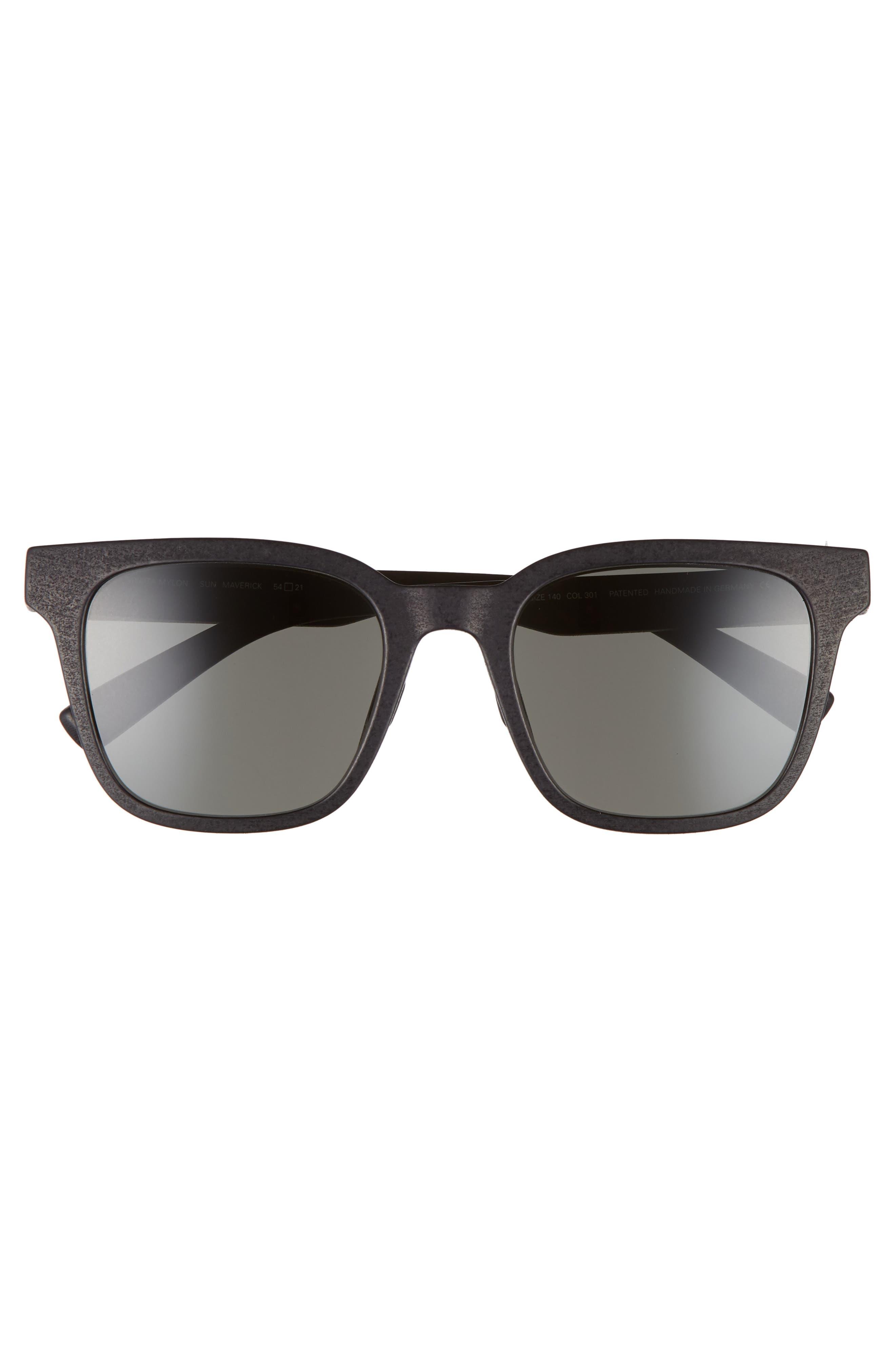 Maverick 54mm Sunglasses,                             Alternate thumbnail 2, color,                             001