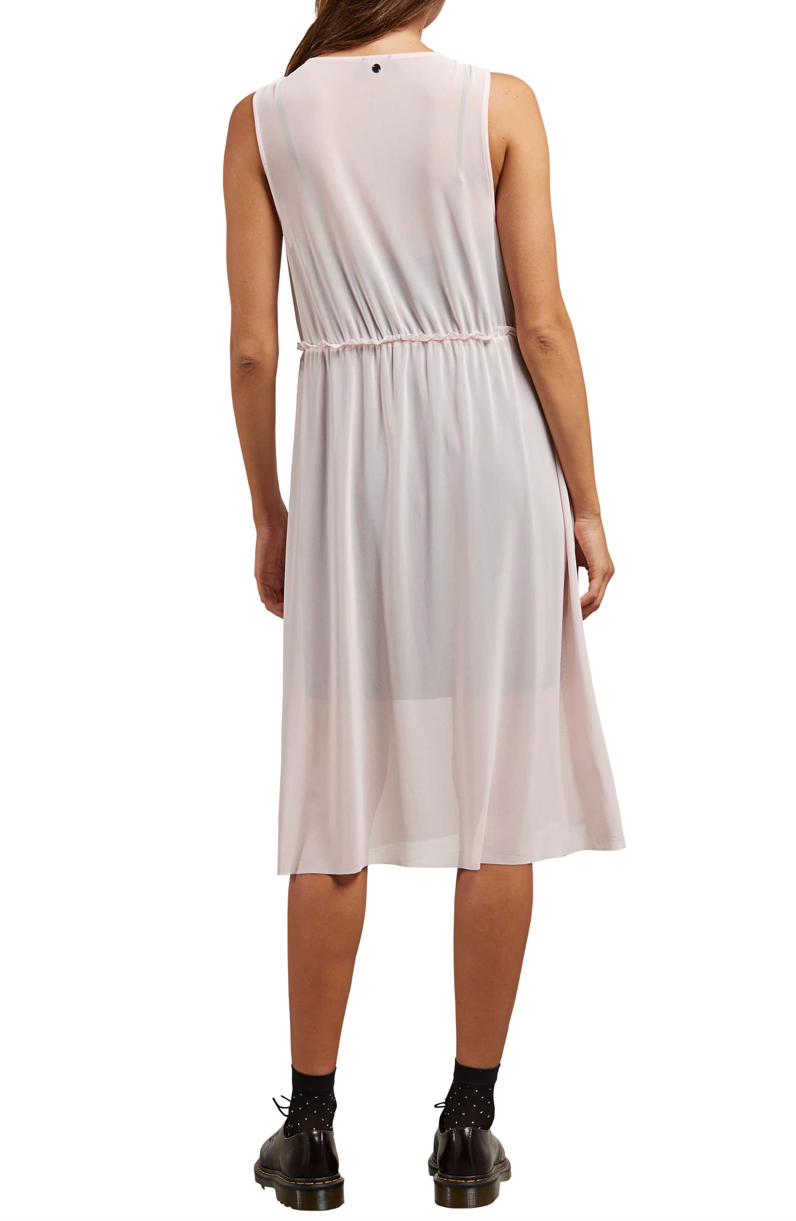 Stratum Layered Midi Dress,                             Alternate thumbnail 2, color,                             680