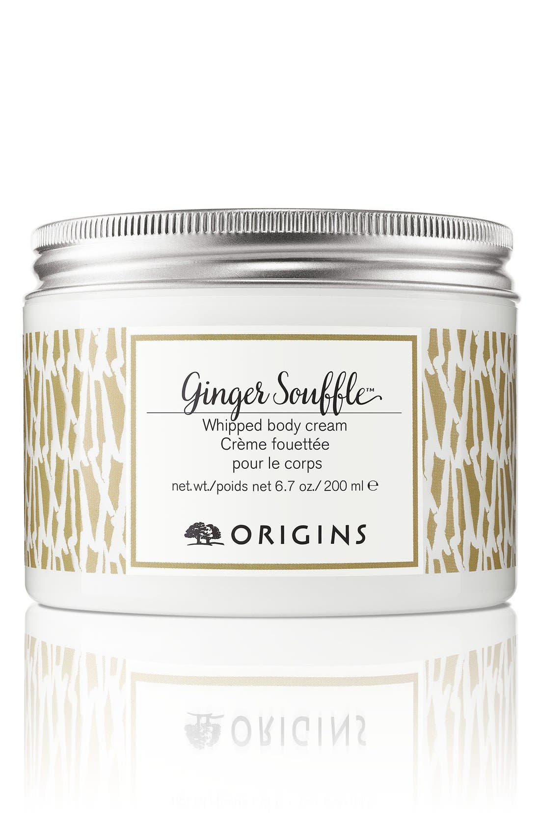Ginger Souffle<sup>™</sup> Whipped Body Cream,                         Main,                         color, NO COLOR