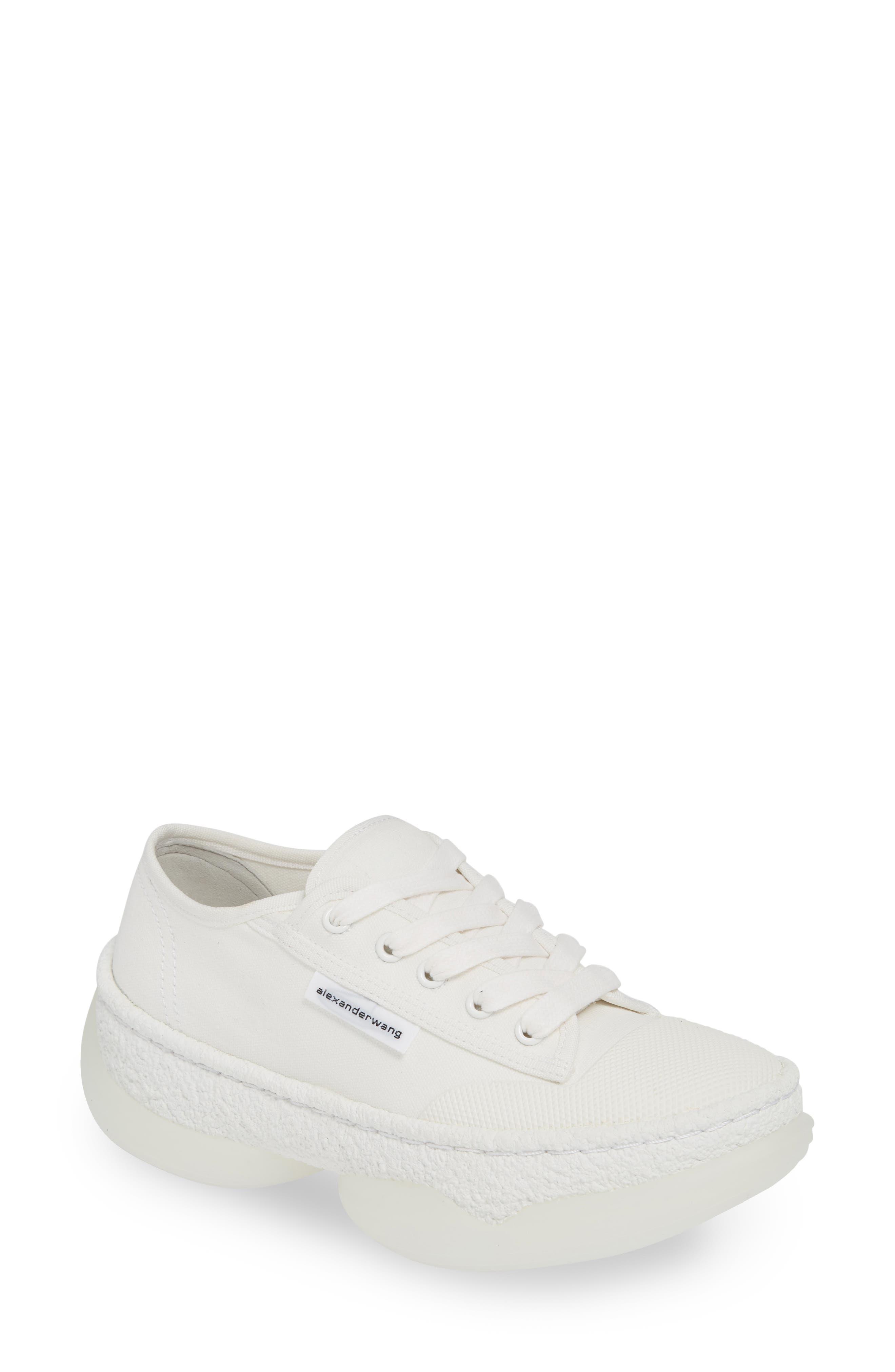 Alexander Wang A1 Sneaker - White