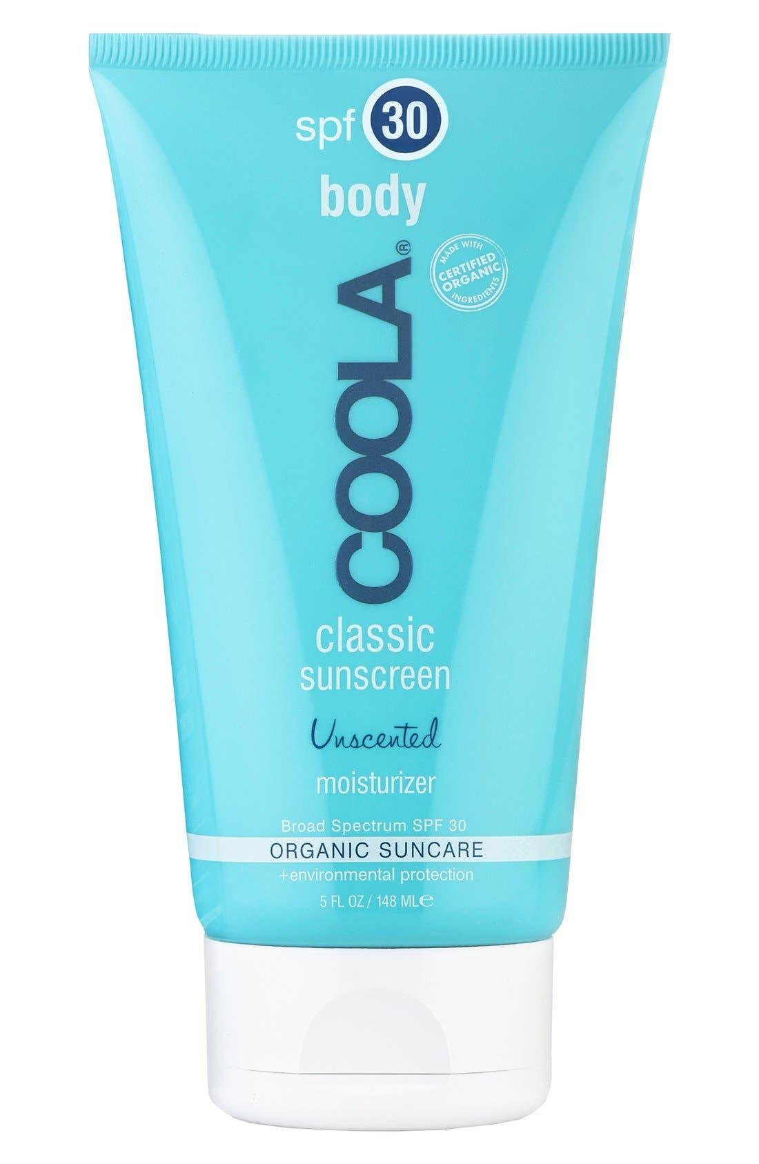 COOLA<sup>®</sup> Suncare Body Classic Sunscreen SPF 30,                             Main thumbnail 2, color,