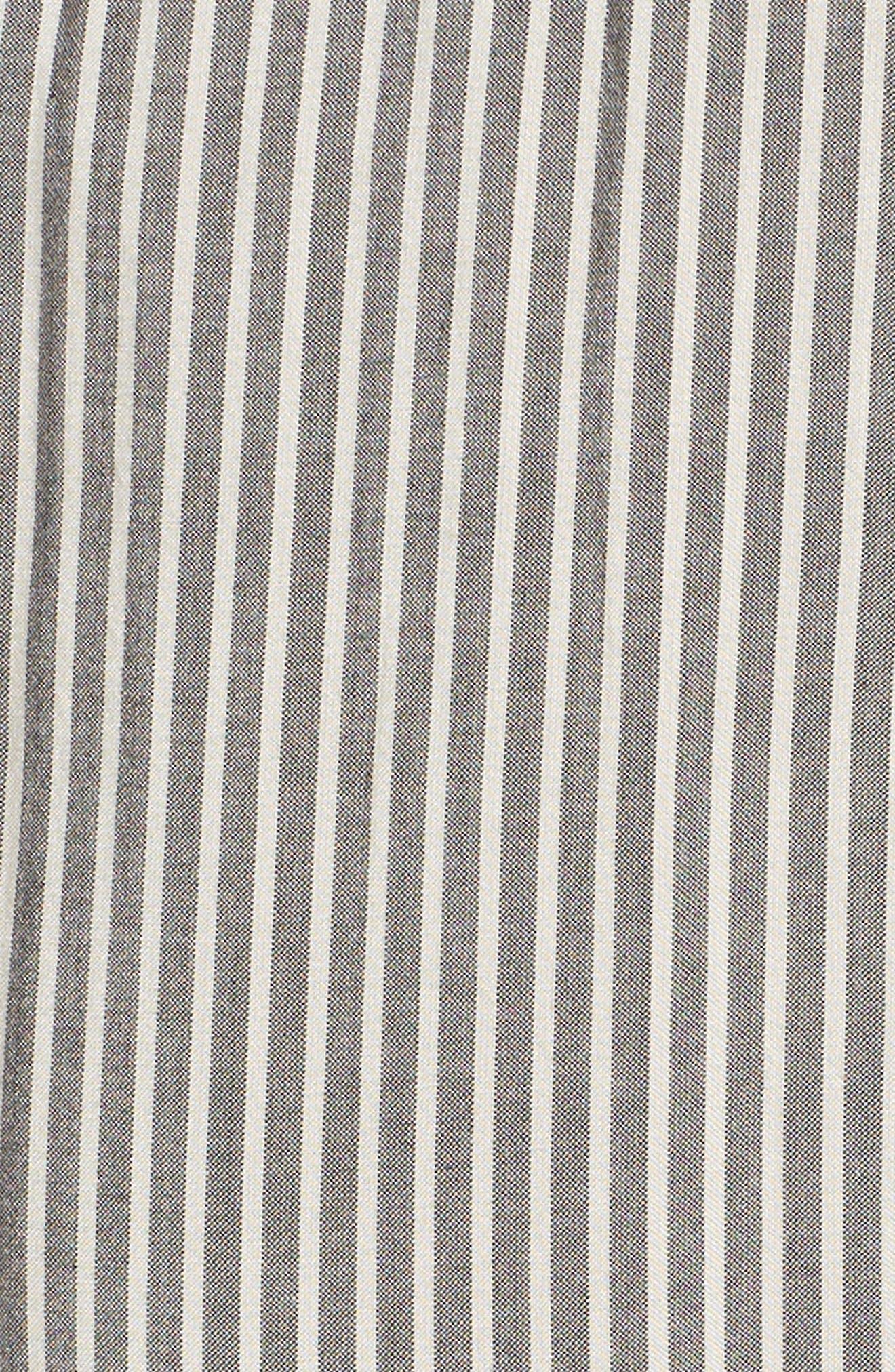 Stripe Pajama Pants,                             Alternate thumbnail 5, color,                             020