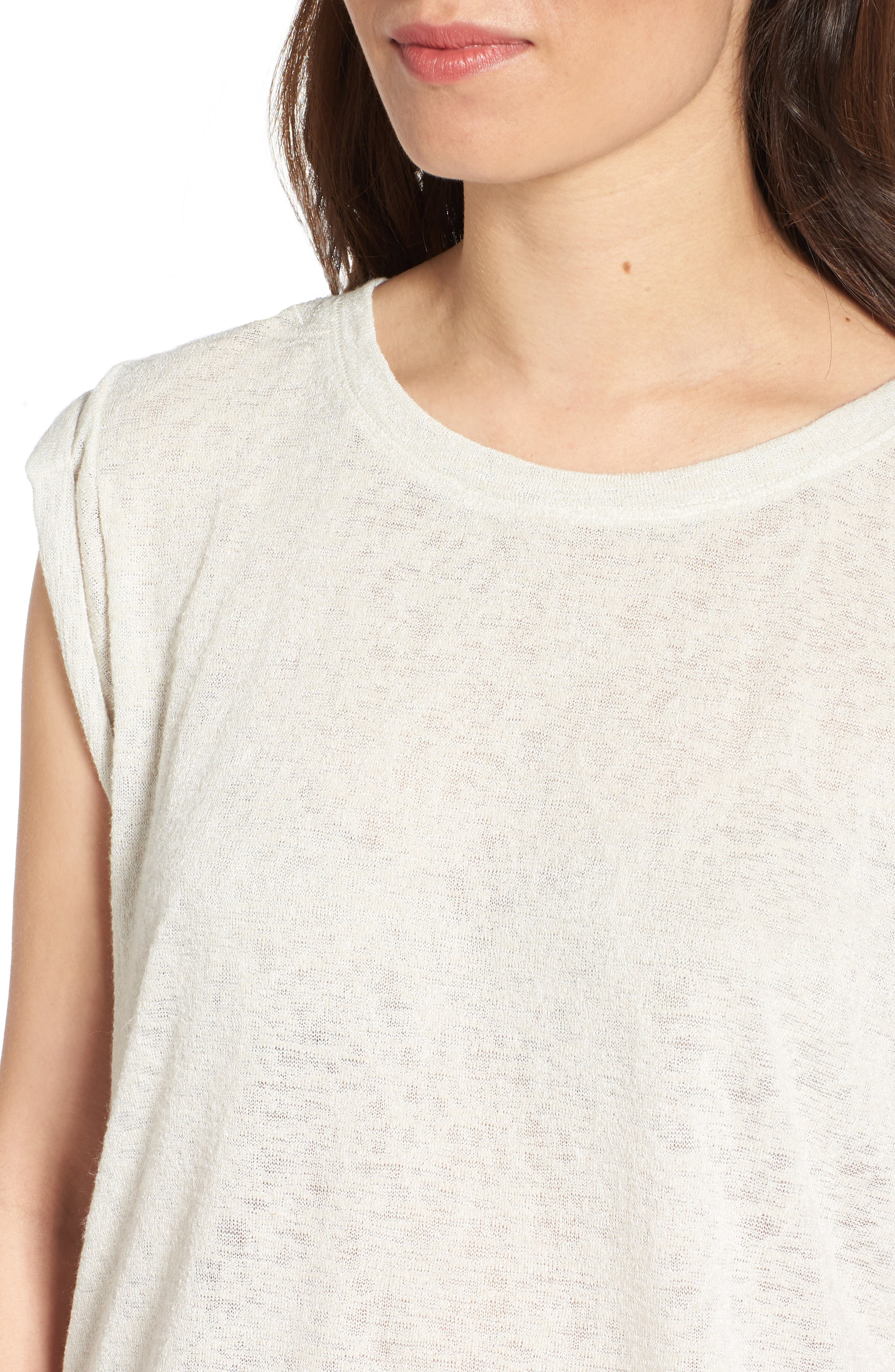 PST by Project Social T Knit Tank,                             Alternate thumbnail 4, color,                             250