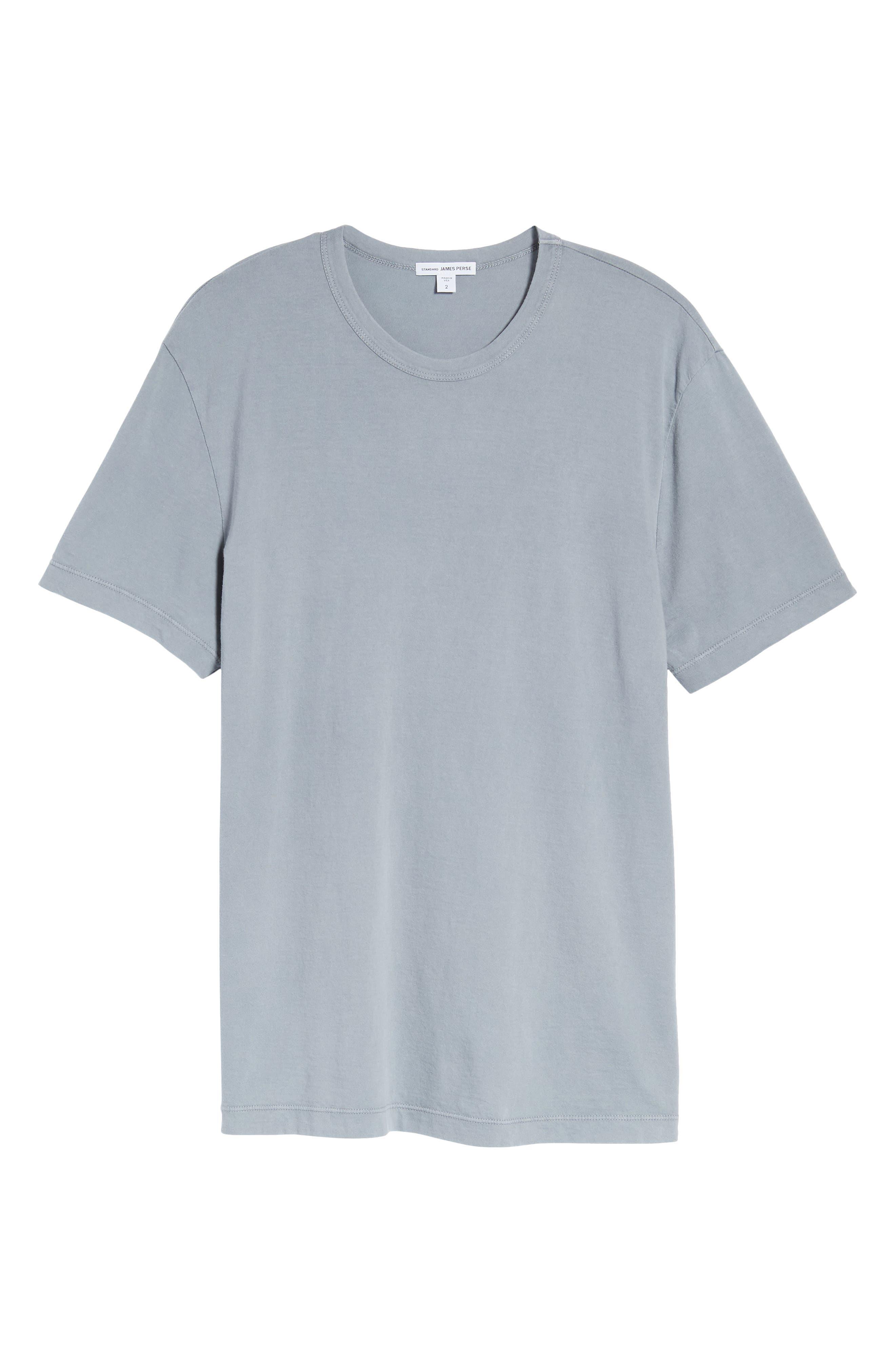 Crewneck Jersey T-Shirt,                             Alternate thumbnail 459, color,