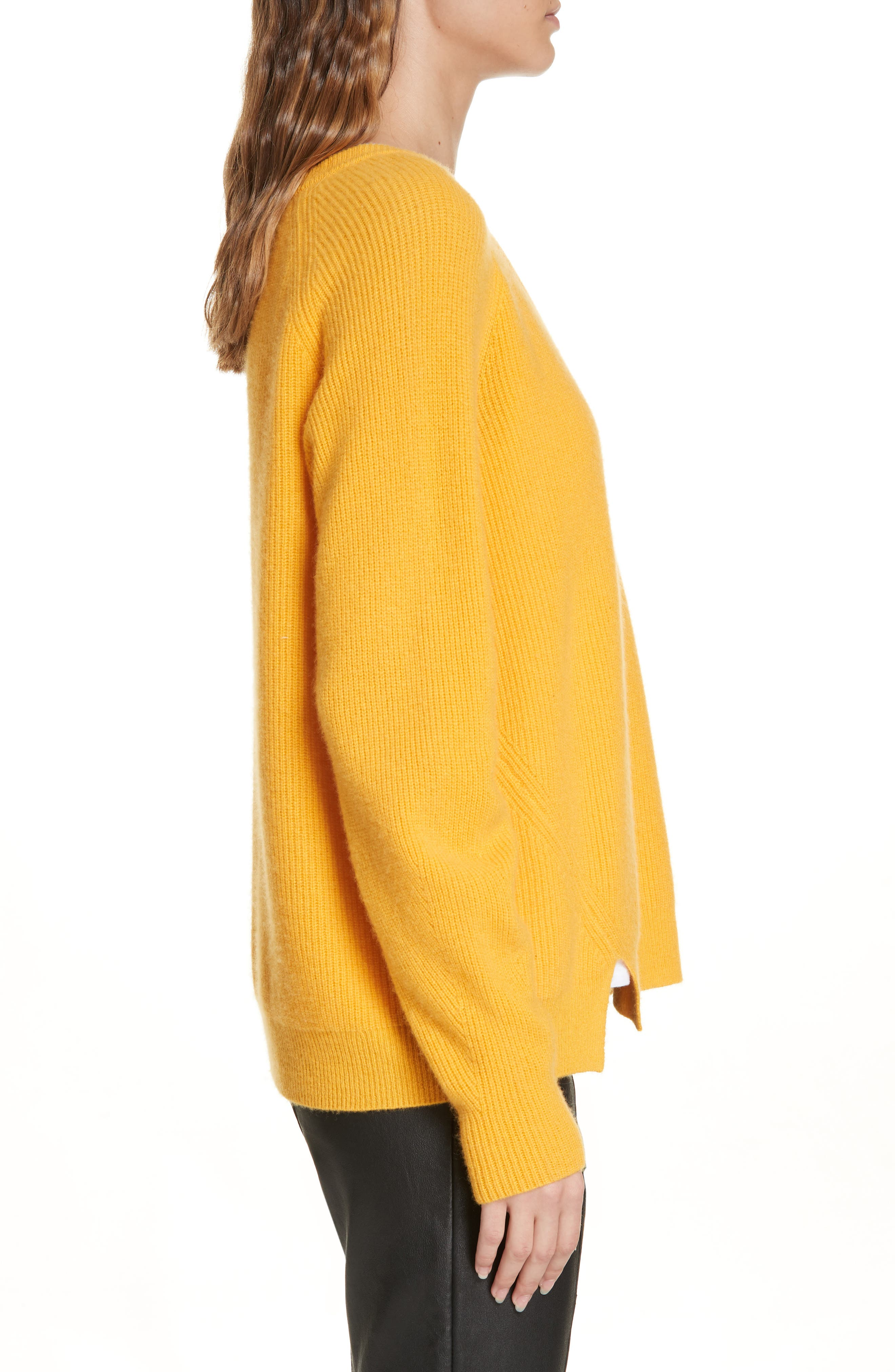 Neely Cashmere Sweater,                             Alternate thumbnail 3, color,                             724