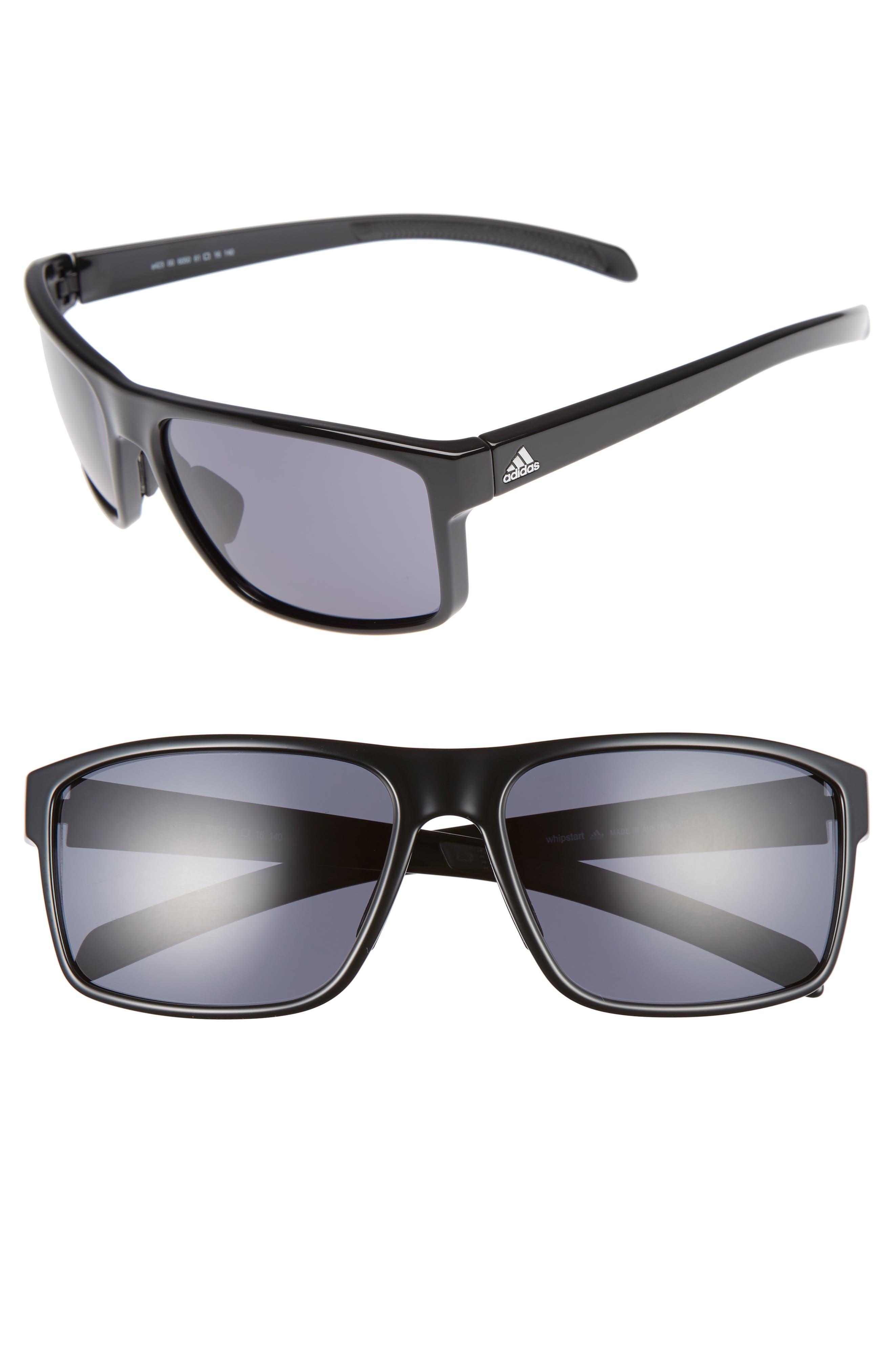 Whipstart 61mm Sunglasses,                             Main thumbnail 1, color,                             001