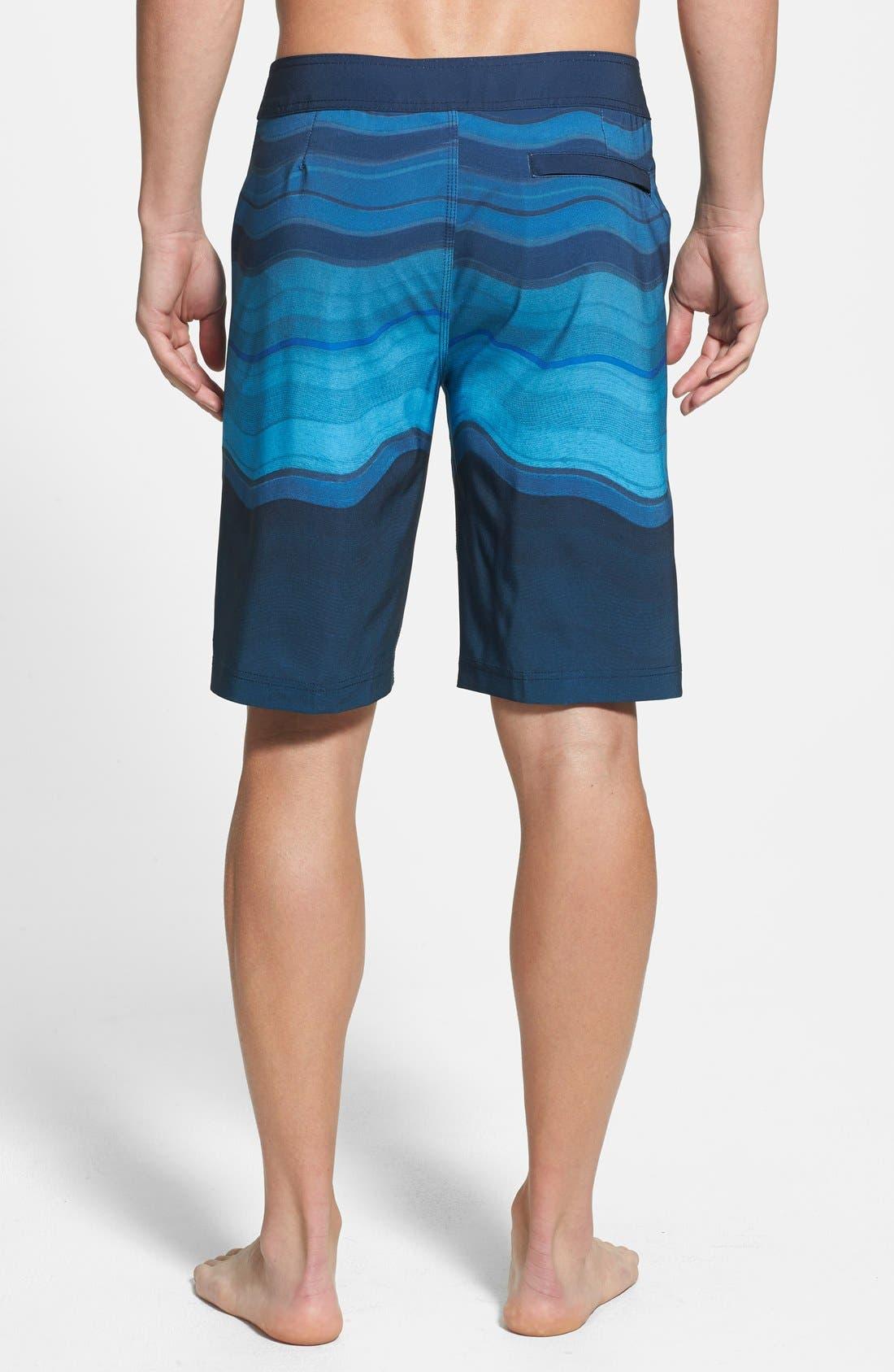 'Sediment' Stretch Board Shorts,                             Alternate thumbnail 30, color,