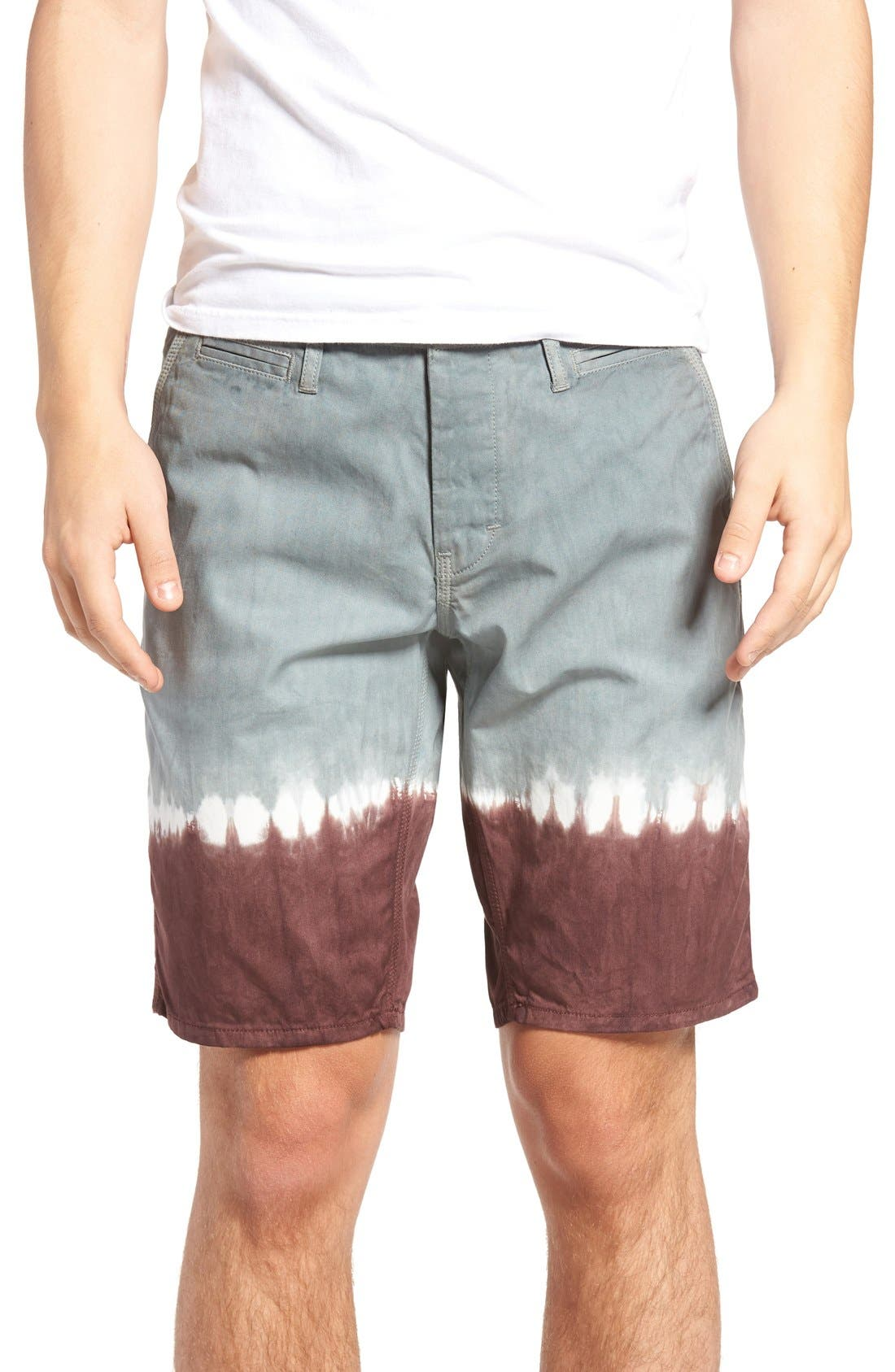 'Napa' Chino Shorts,                             Main thumbnail 7, color,