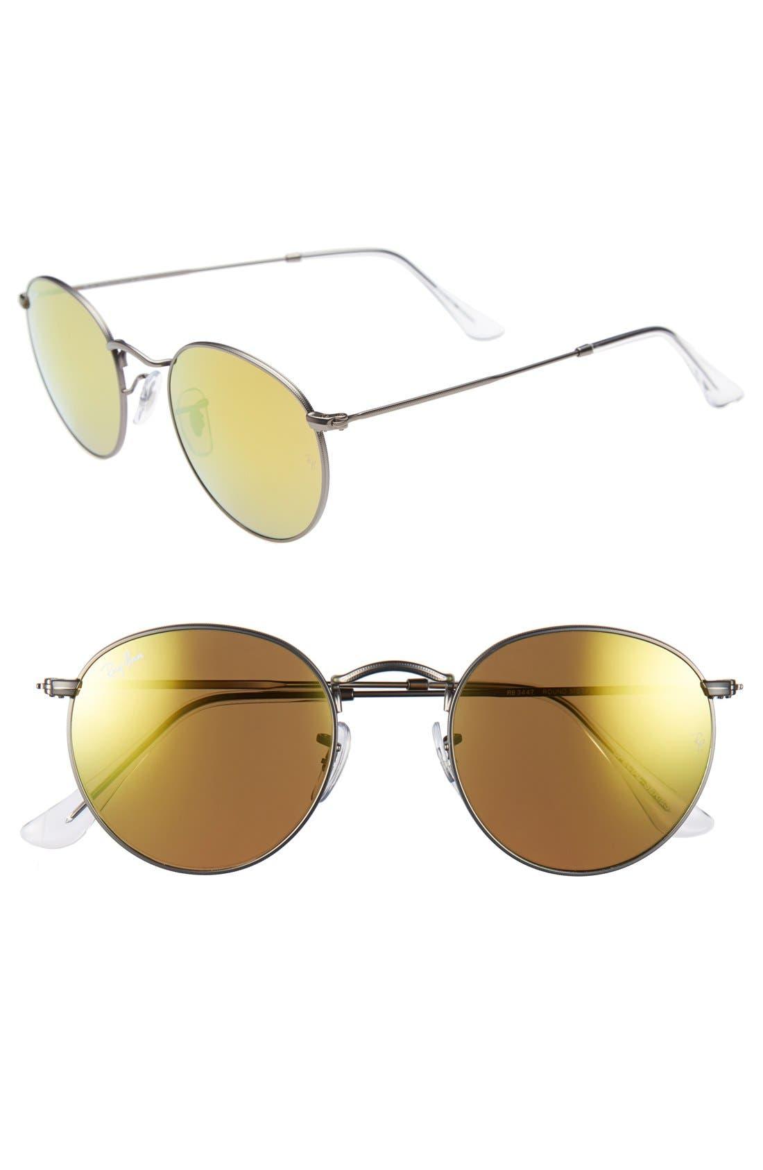 Icons 50mm Sunglasses,                             Main thumbnail 7, color,