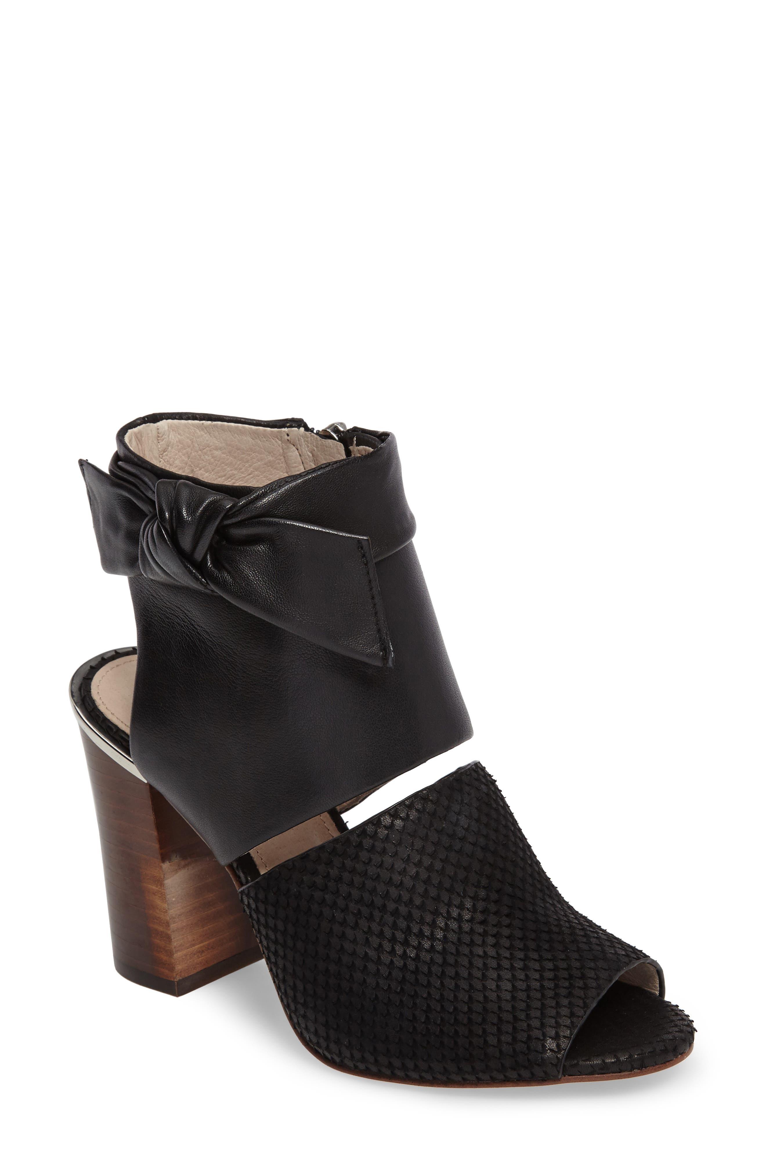 Louise et Cit Katlin Block Heel Sandal,                             Main thumbnail 1, color,                             001