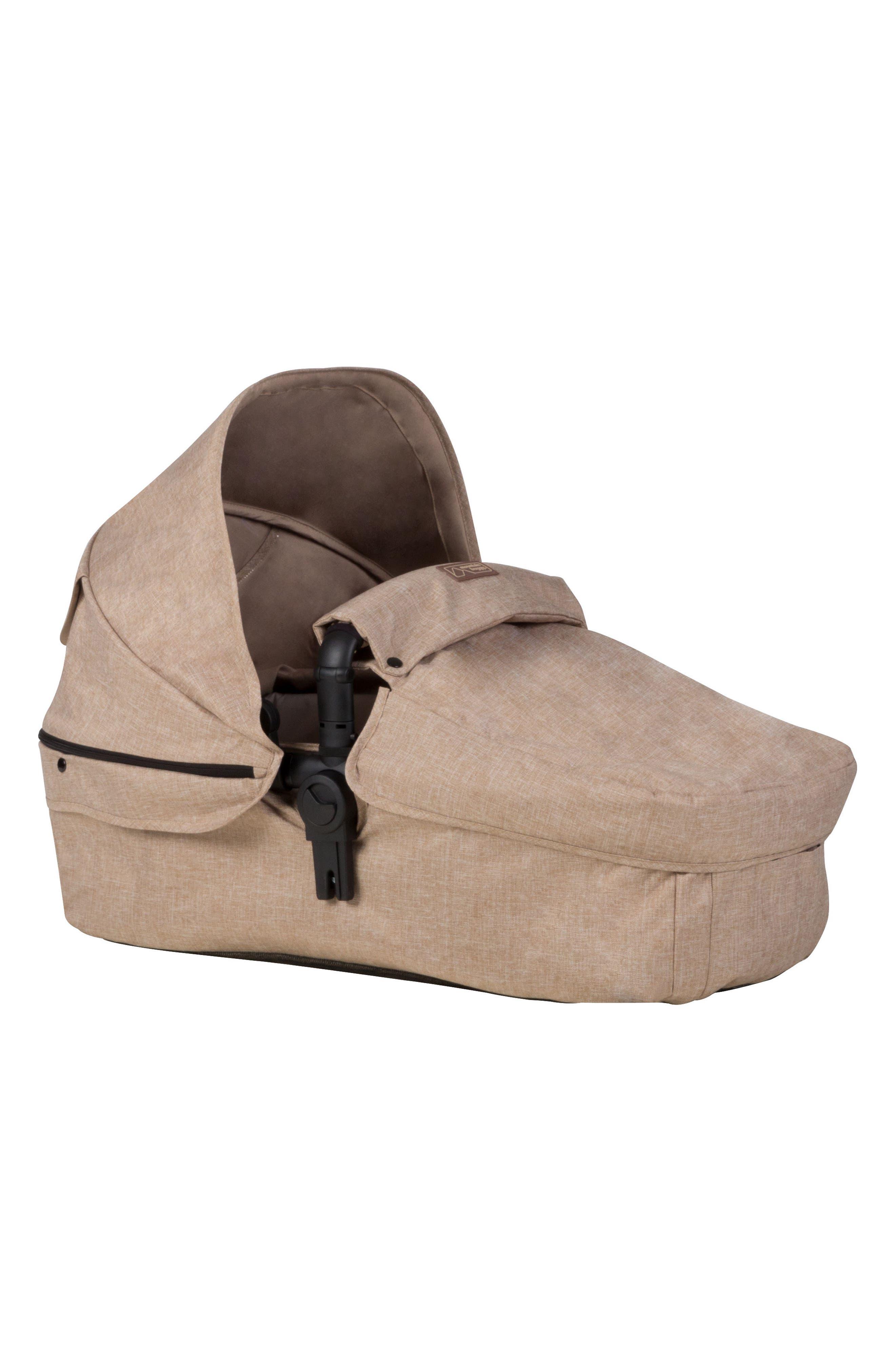 Cosmopolitan Carrycot for Cosmopolitan Stroller,                         Main,                         color, MOCHA