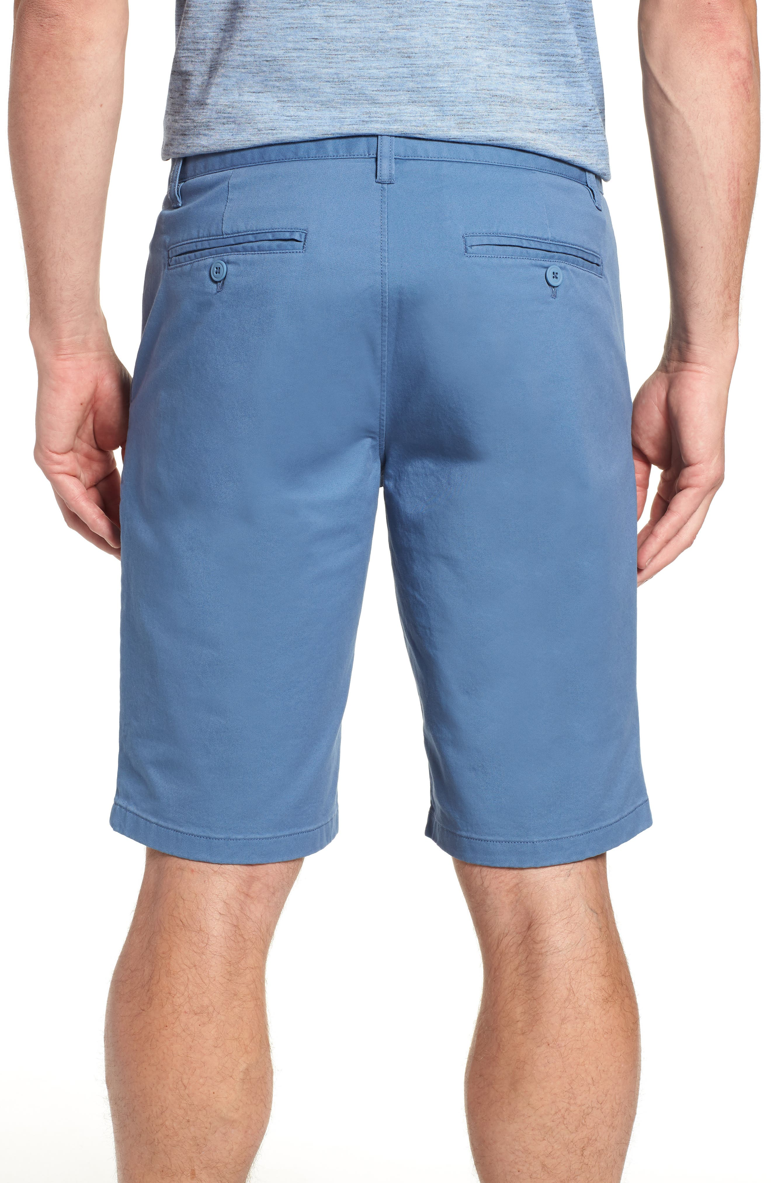Stretch Washed Chino 11-Inch Shorts,                             Alternate thumbnail 30, color,