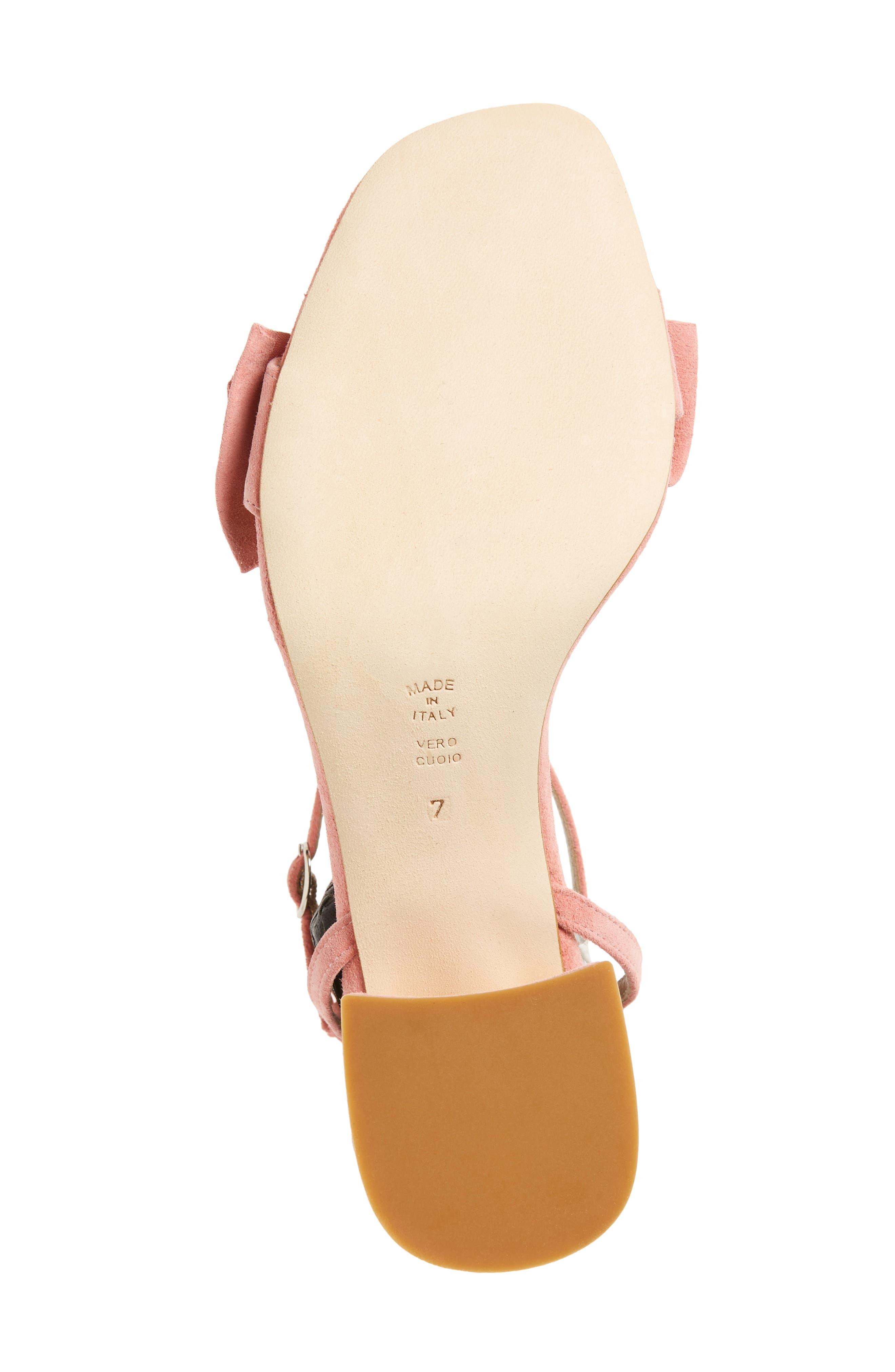 Butter Flower Sandal,                             Alternate thumbnail 24, color,