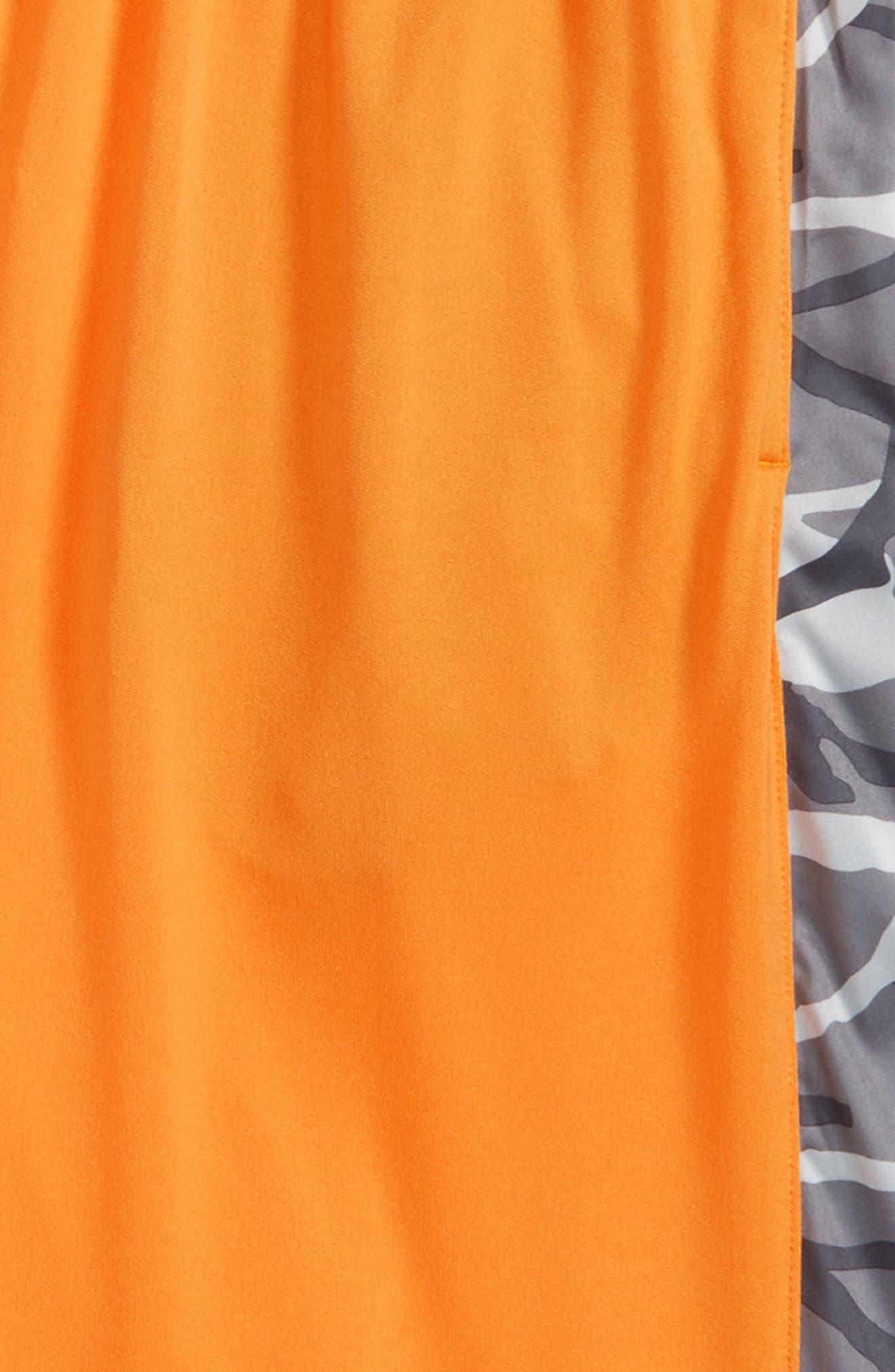 Stunt HeatGear<sup>®</sup> Shorts,                             Alternate thumbnail 87, color,