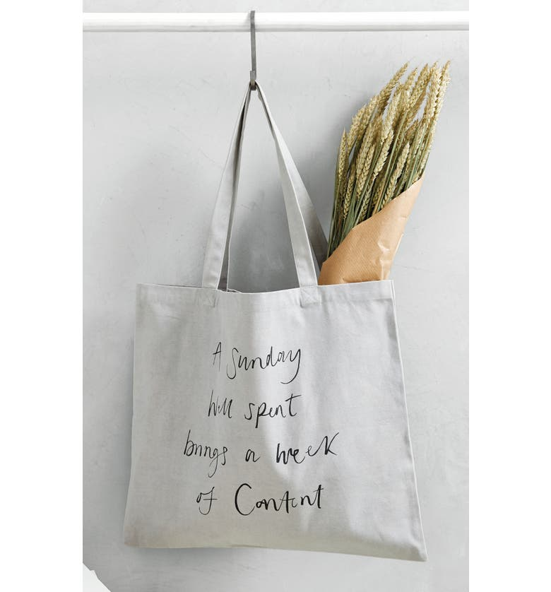 The White Company A Sunday Well Spent Shopper Tote Bag | Nordstrom