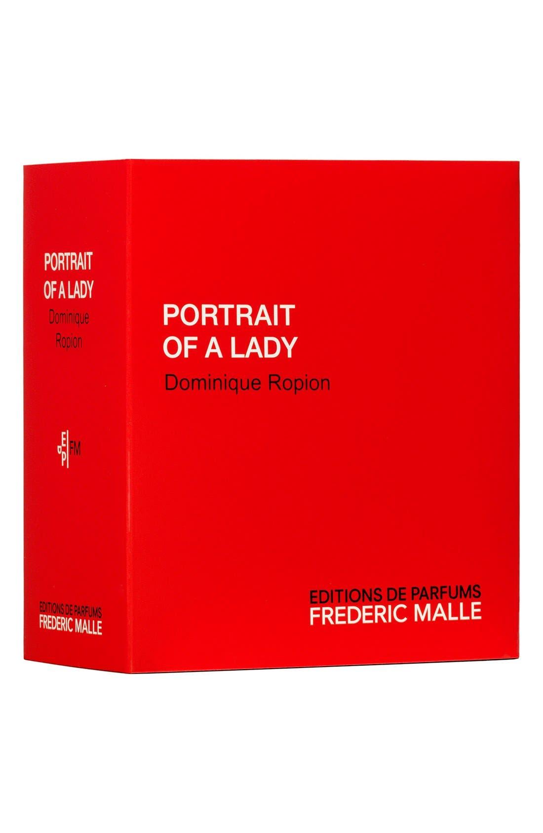 Editions de Parfums Frédéric Malle Portrait of a Lady Parfum Spray,                             Alternate thumbnail 8, color,                             000