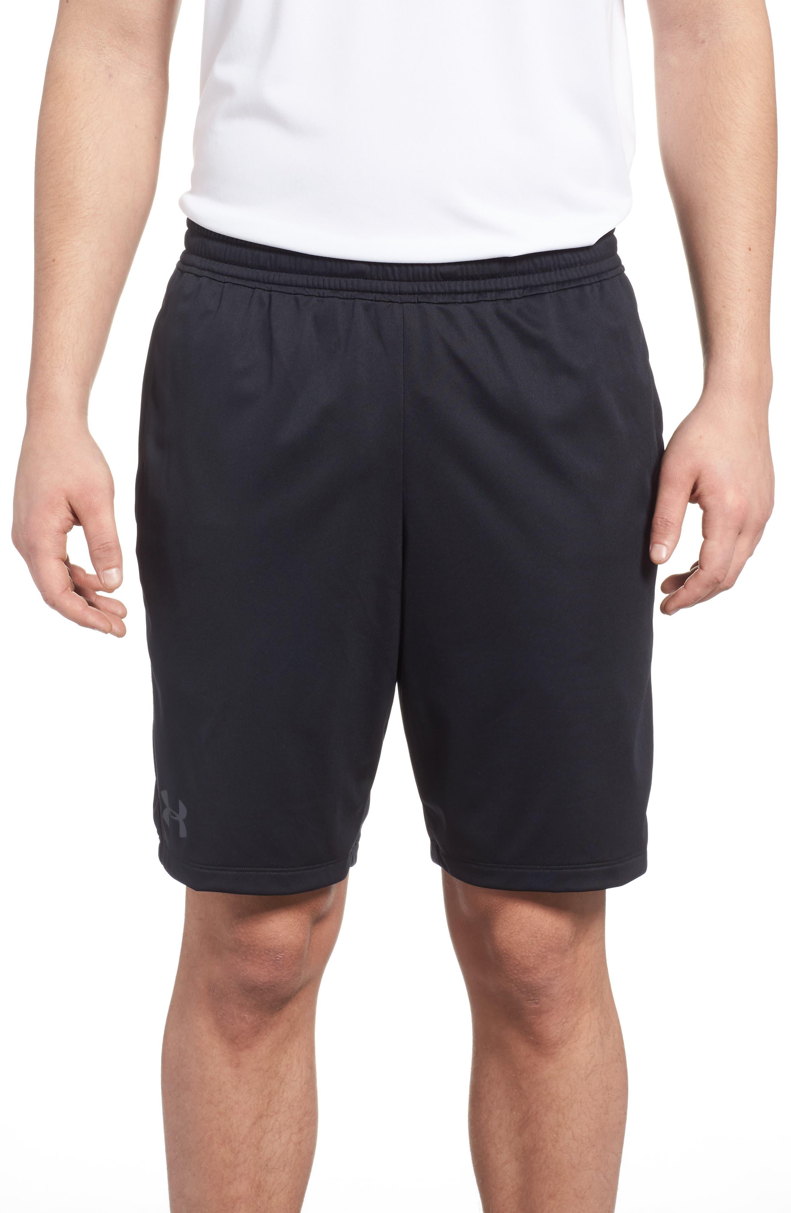 Raid 2.0 Classic Fit Shorts,                             Main thumbnail 1, color,                             BLACK
