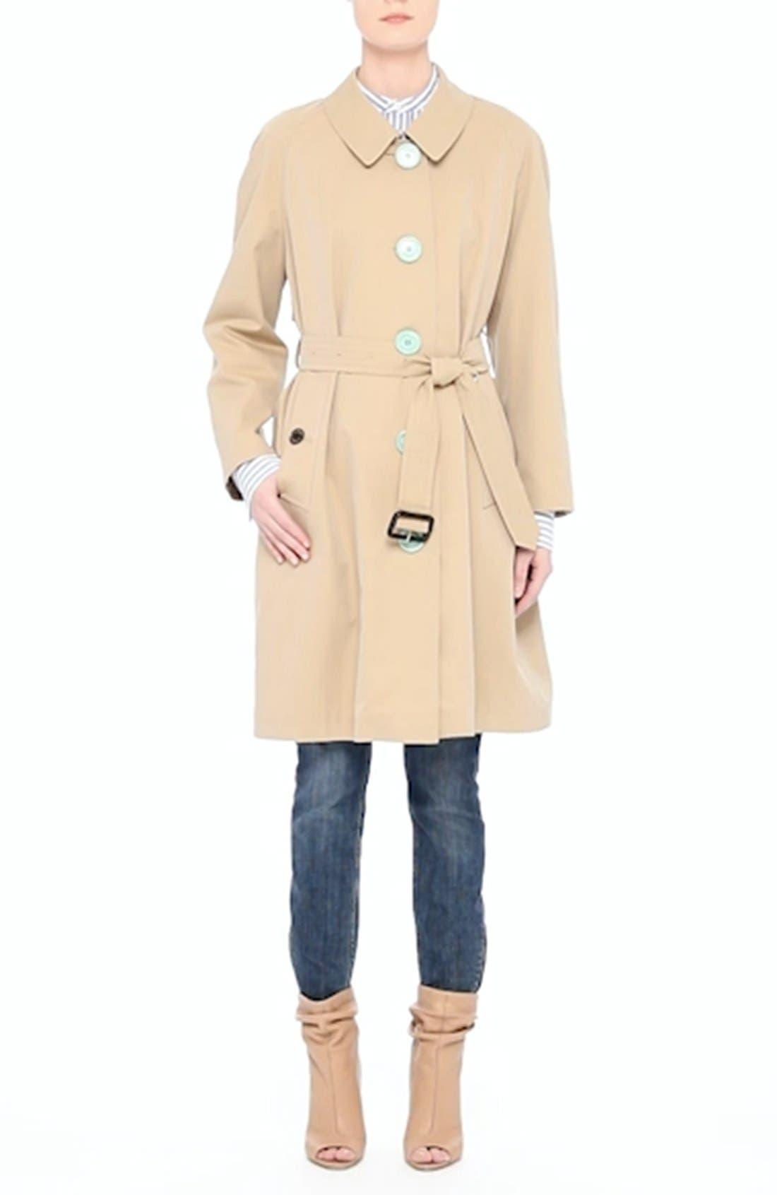 Brinkhill Trench Coat,                             Alternate thumbnail 8, color,                             250