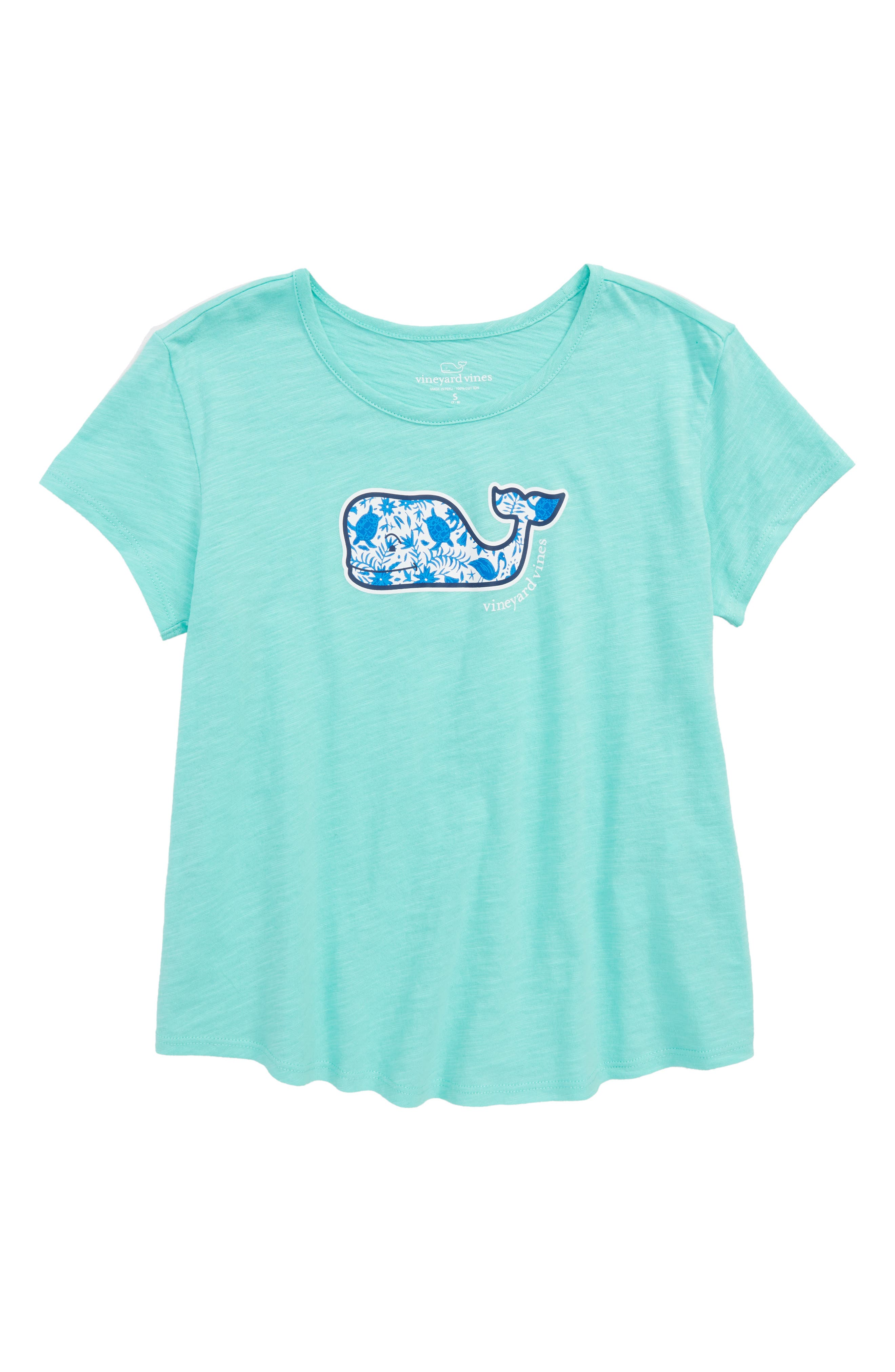 Otomi Whale Graphic Tee,                             Main thumbnail 1, color,                             400