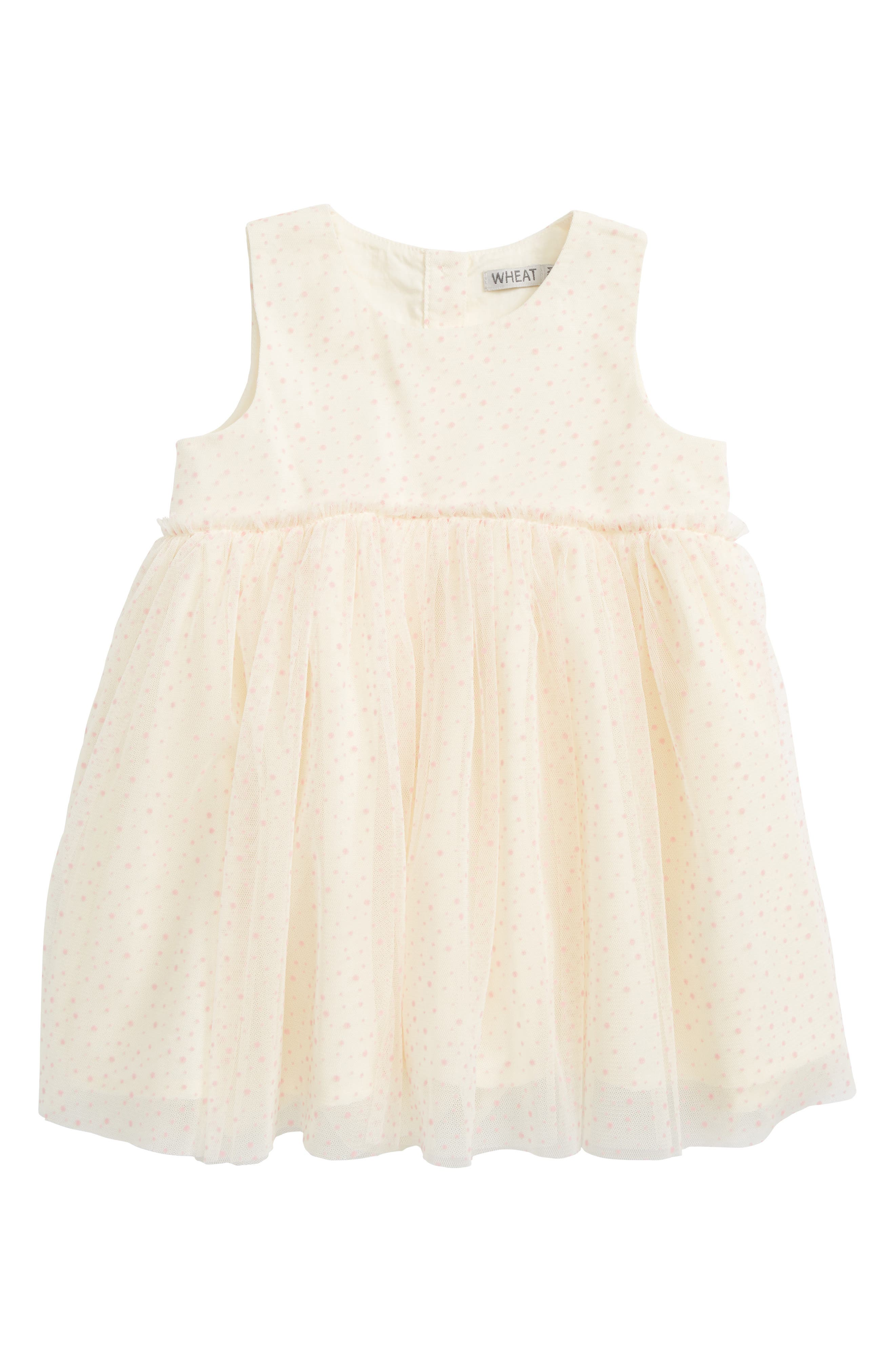 Vilna Tulle Dress,                         Main,                         color, 900