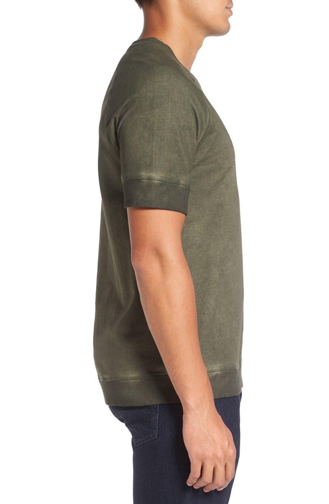 Raglan Sleeve T-Shirt,                             Alternate thumbnail 3, color,                             330