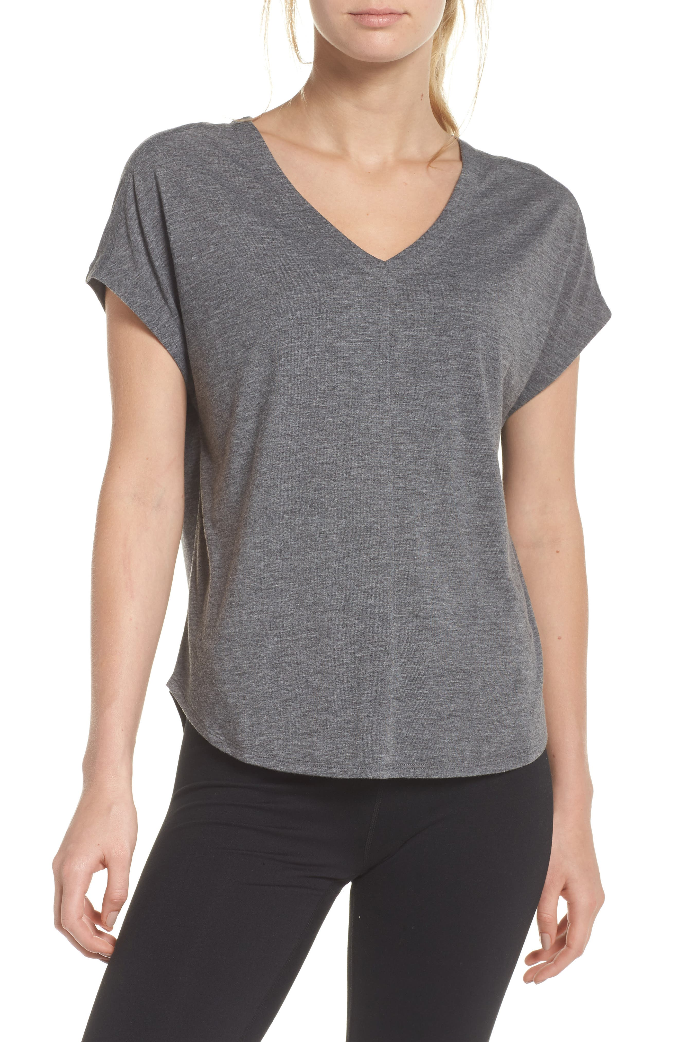 Release Cutout Tee,                         Main,                         color, 030