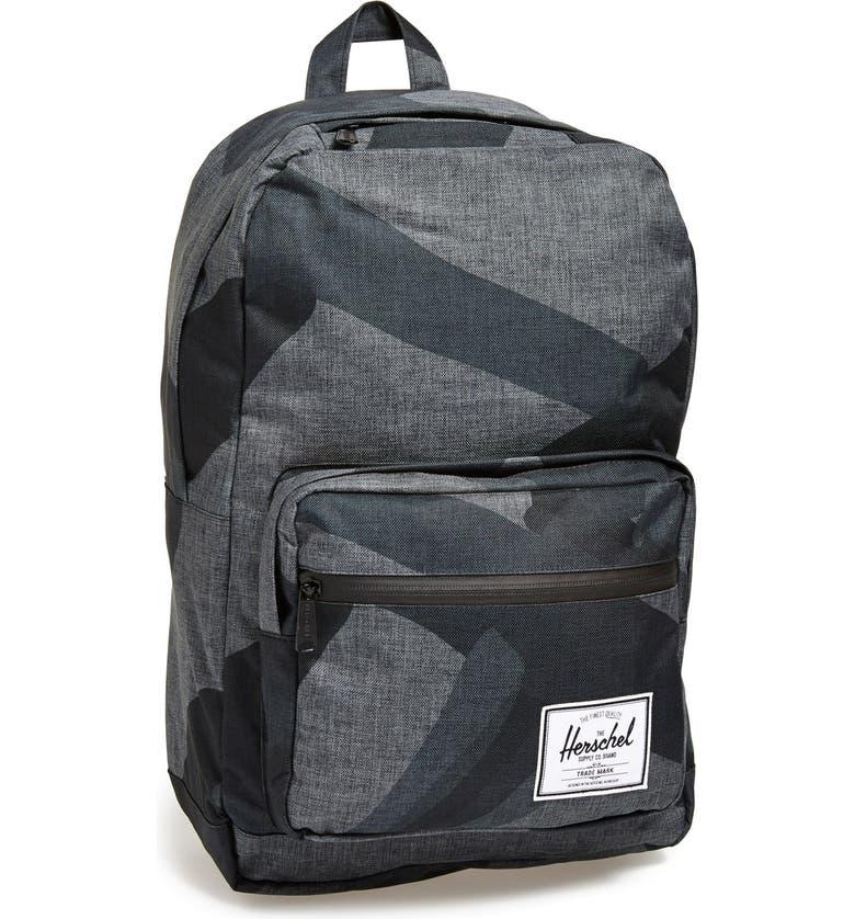 a58f196622 Herschel Supply Co.  Pop Quiz - Black Portal  Backpack
