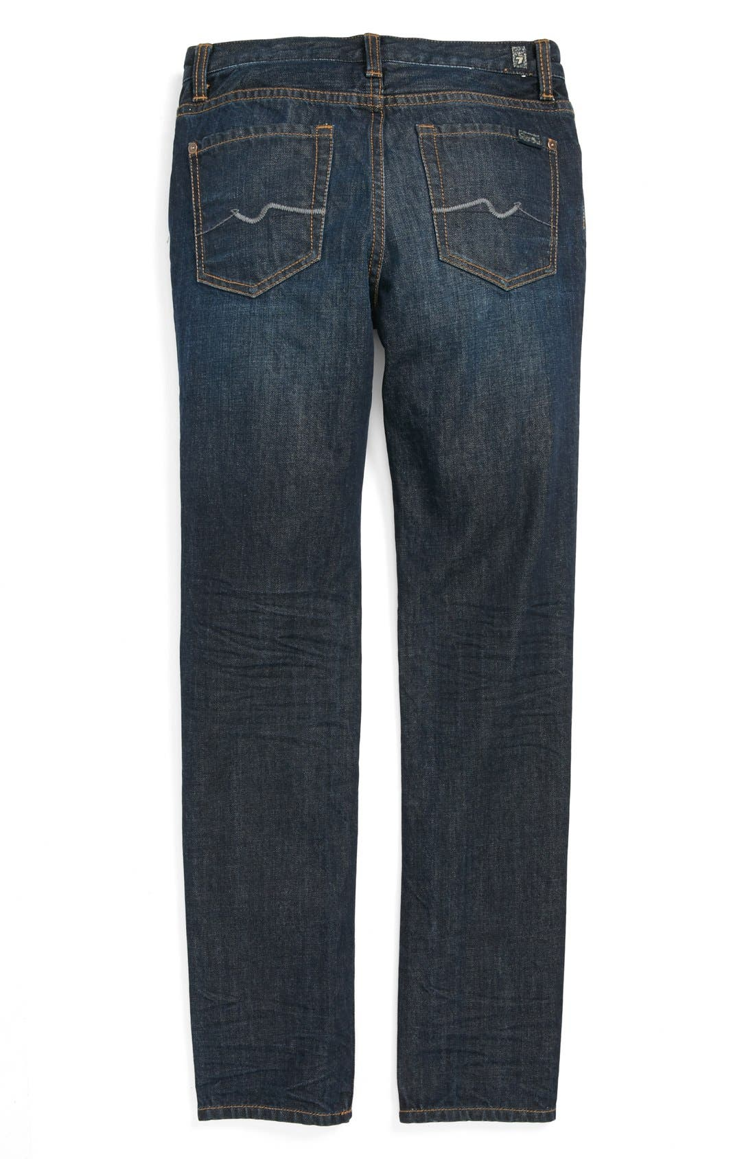 7 FOR ALL MANKIND<SUP>®</SUP> 'Paxtyn' Skinny Jeans, Main, color, 425