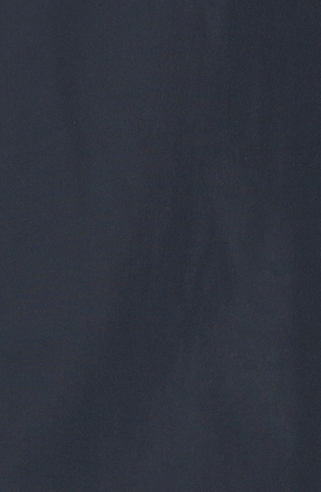 International Snap Front Overshirt,                             Alternate thumbnail 6, color,                             001