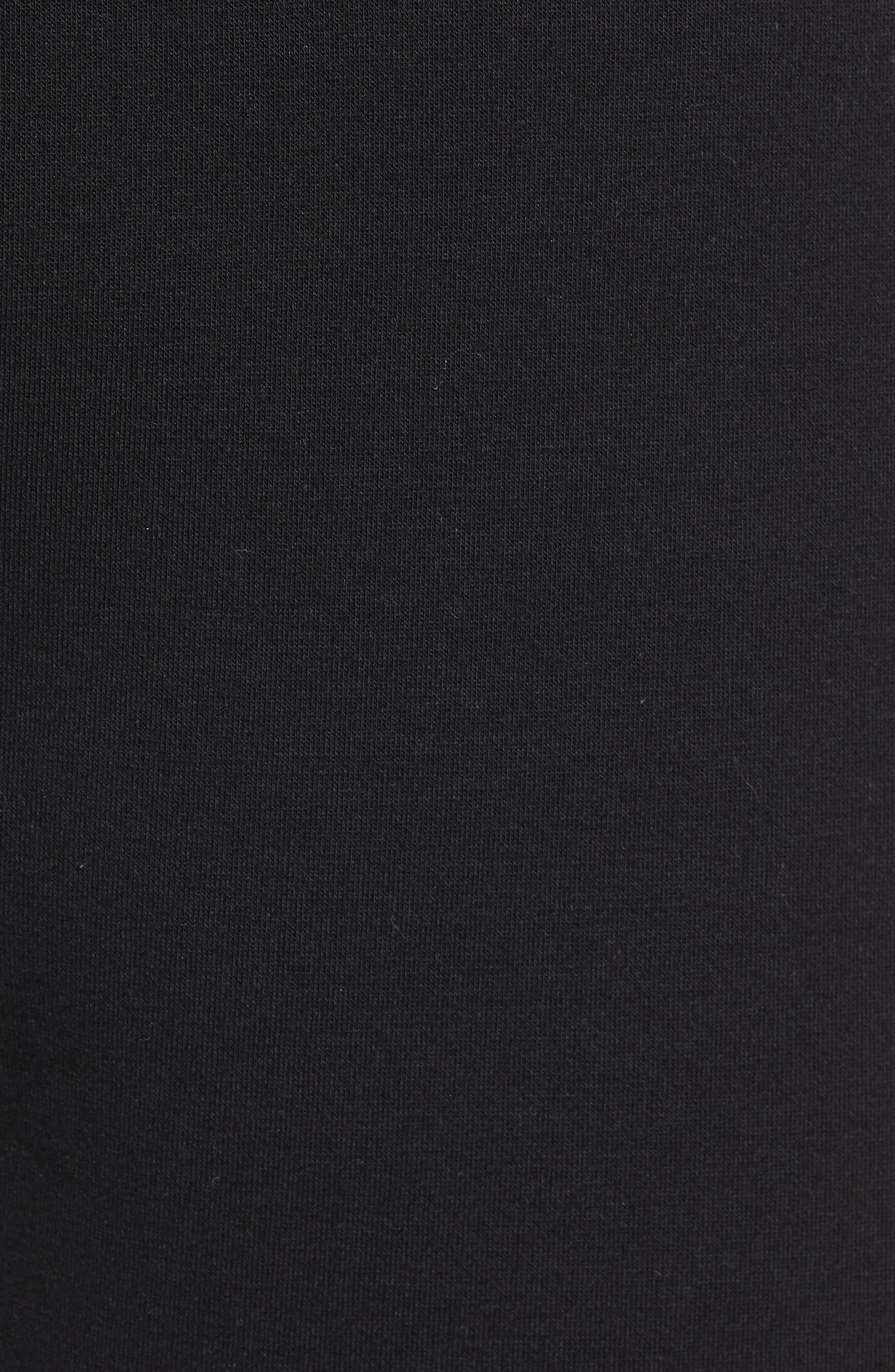Cosmos Performance Lounge Pants,                             Alternate thumbnail 5, color,                             BLACK