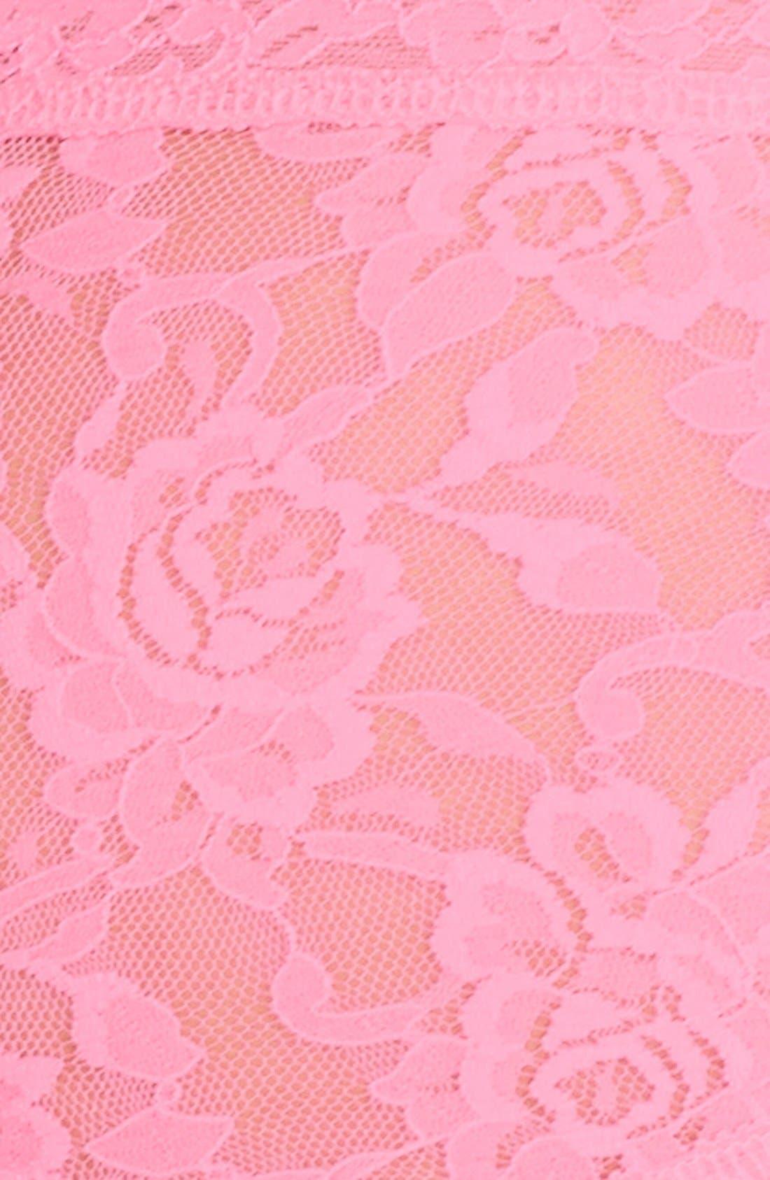 'Signature Lace' Boyshorts,                             Alternate thumbnail 491, color,