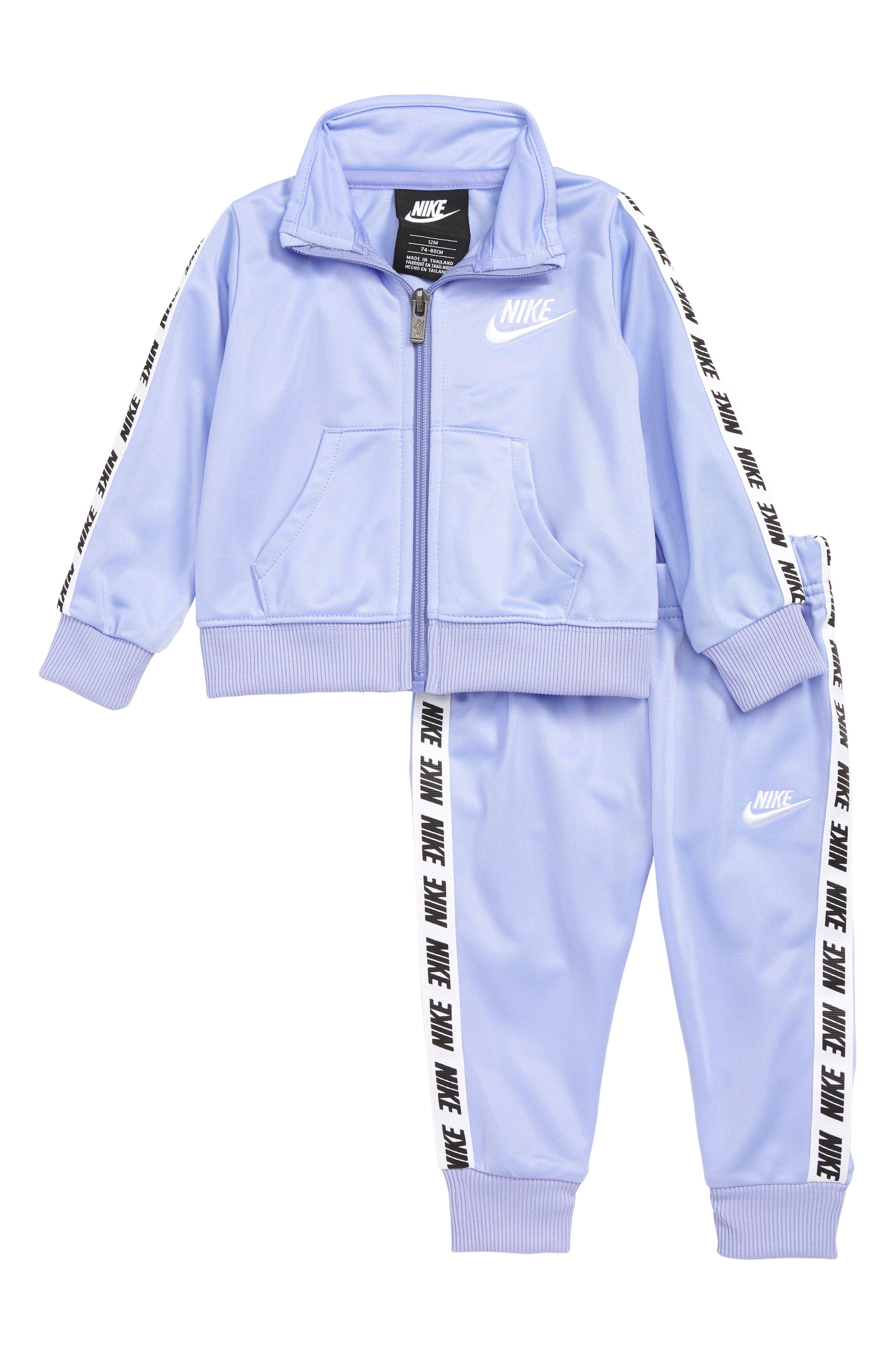 Tricot Track Suit Set,                         Main,                         color, TWILIGHT PULSE