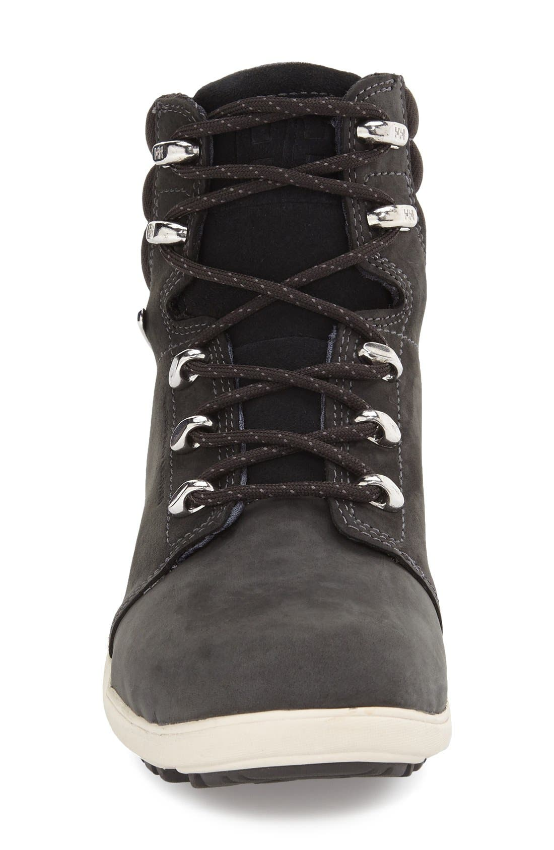 'W.A.S.T 2' Waterproof Hiker Boot,                             Alternate thumbnail 4, color,                             001