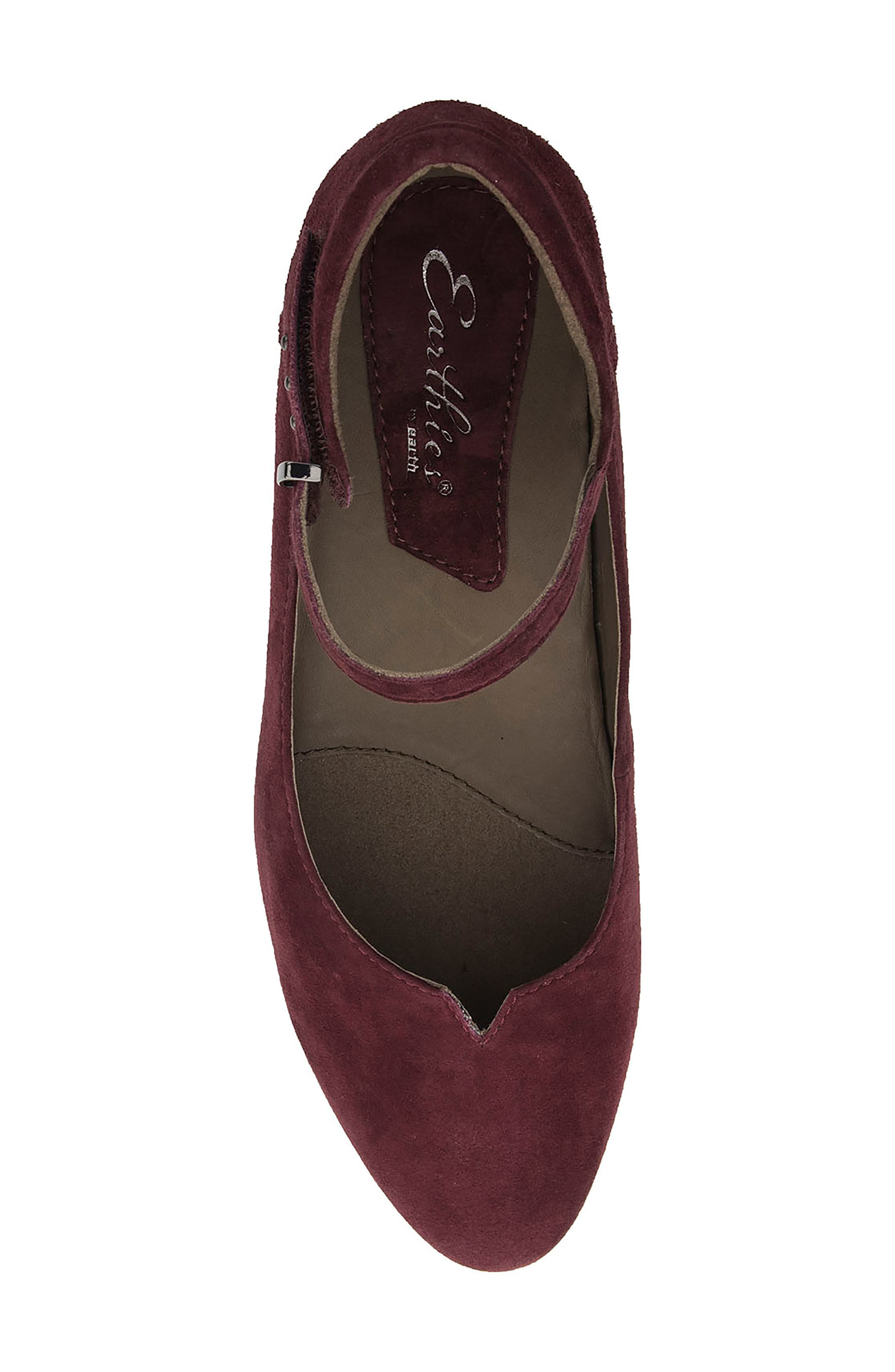 Emery Ankle Strap Flat,                             Alternate thumbnail 15, color,