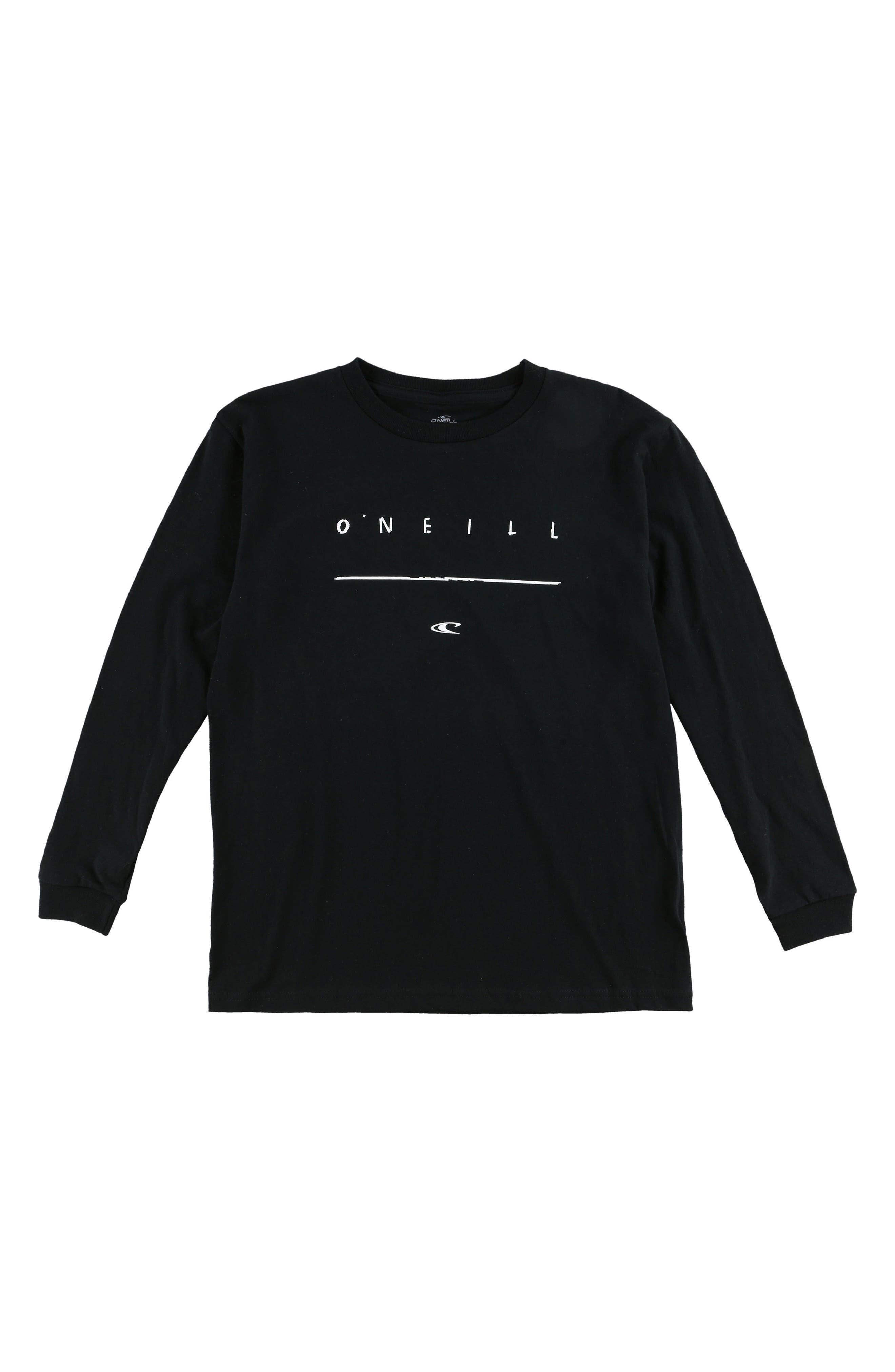 Taper Graphic T-Shirt,                             Main thumbnail 1, color,                             001