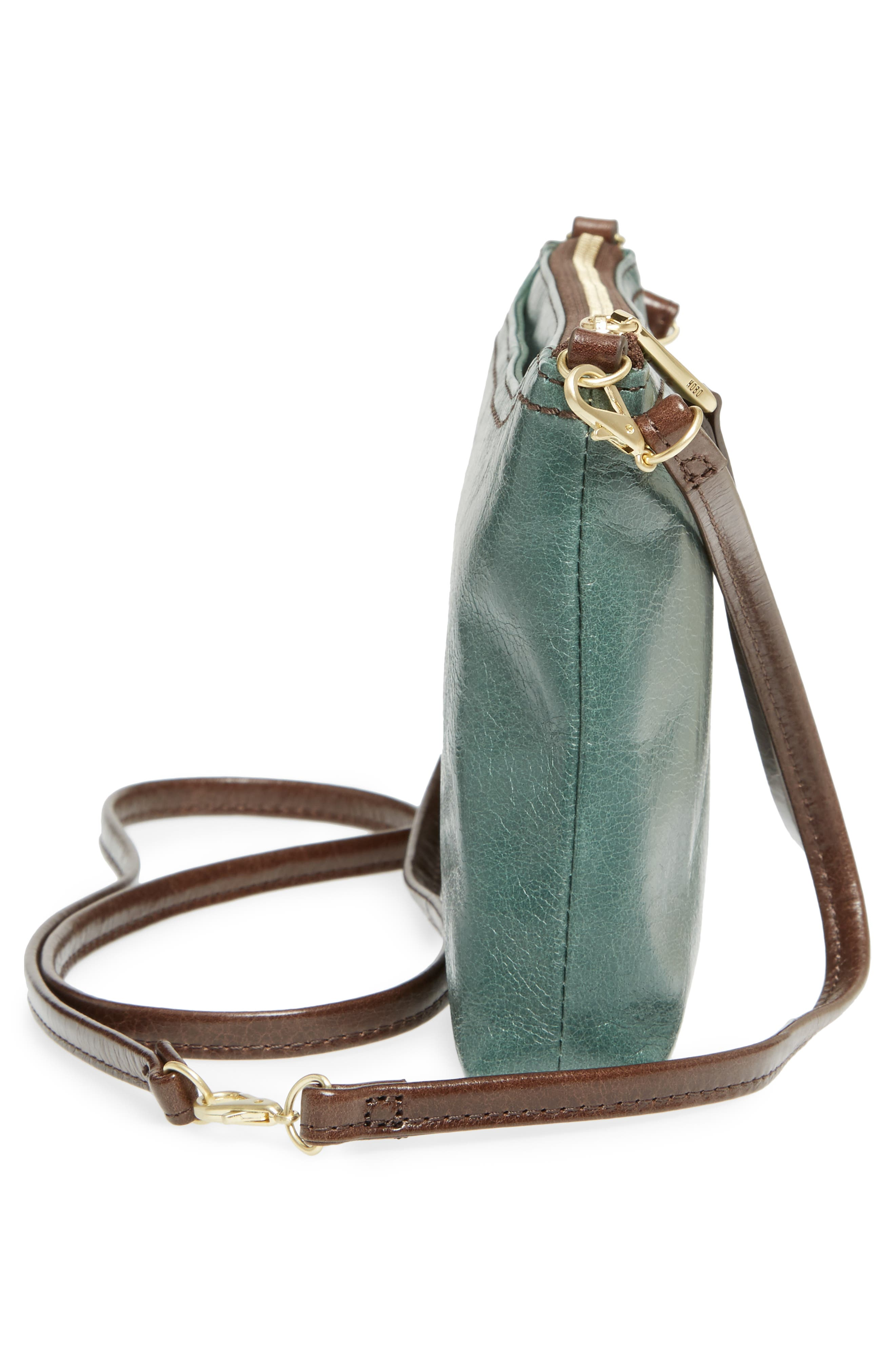 'Darcy' Leather Crossbody Bag,                             Alternate thumbnail 90, color,