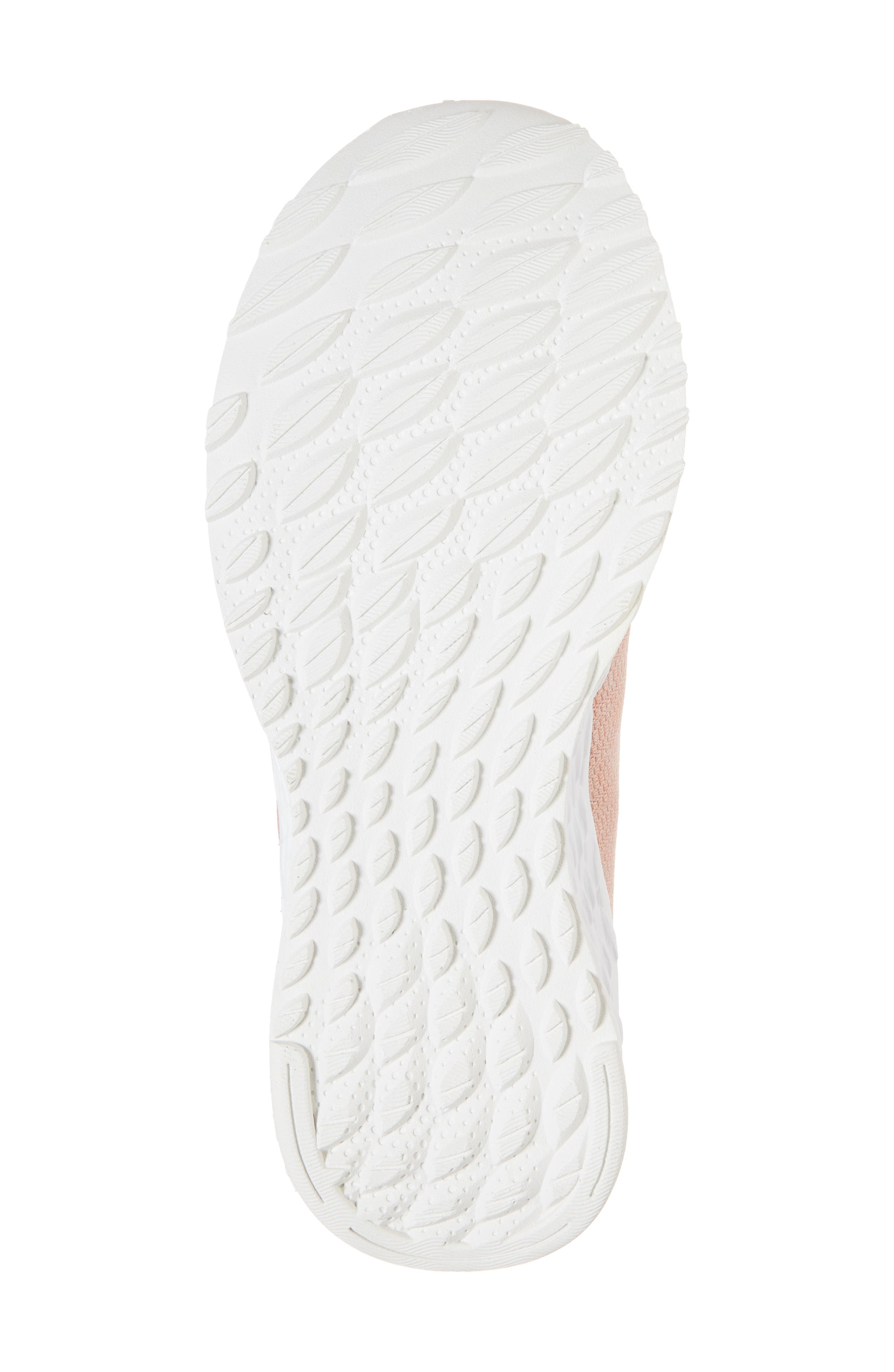 Fresh Foam Arishi Running Shoe,                             Alternate thumbnail 6, color,                             DUSTED PEACH