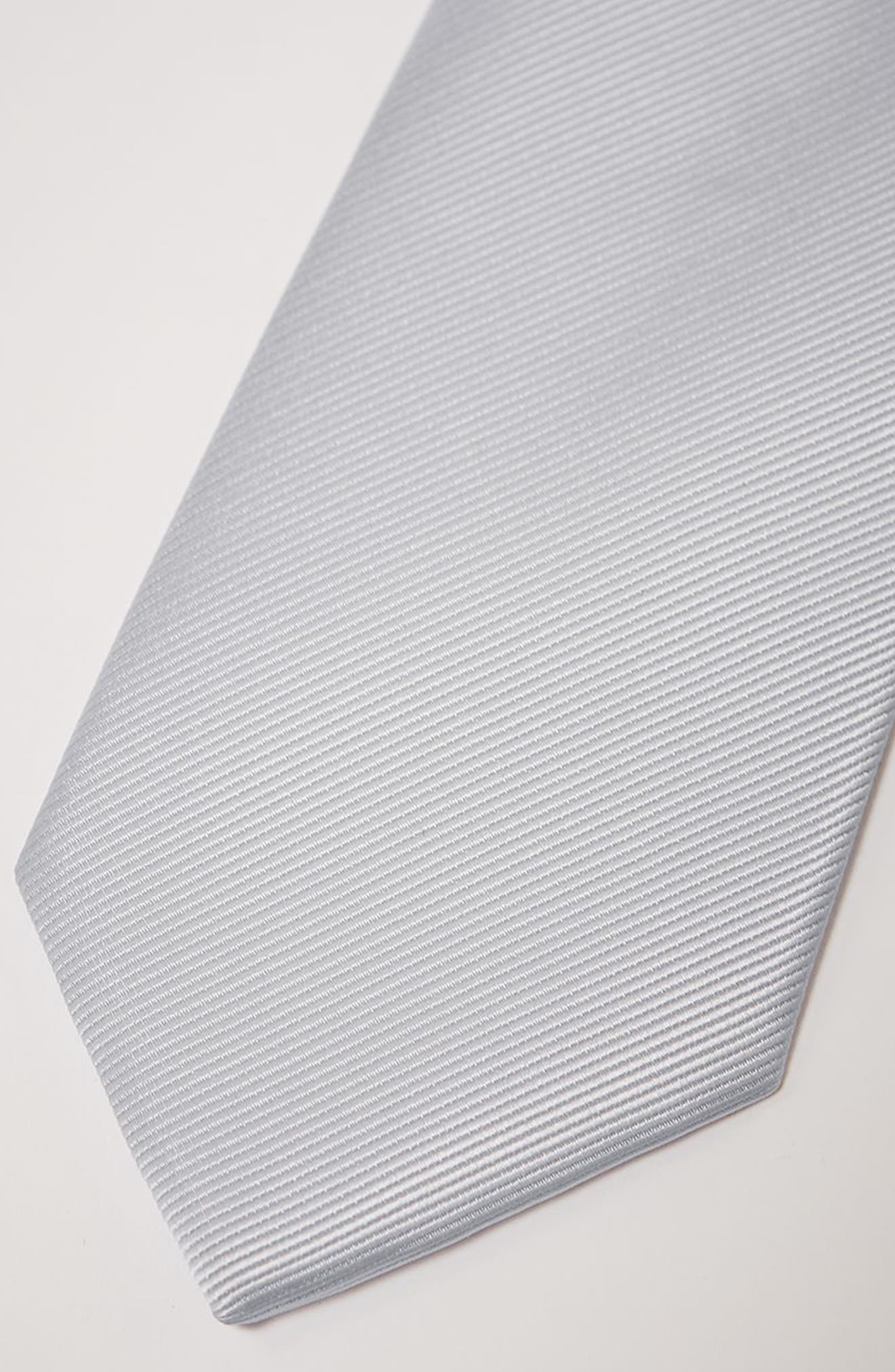 Woven Tie,                             Alternate thumbnail 2, color,                             050