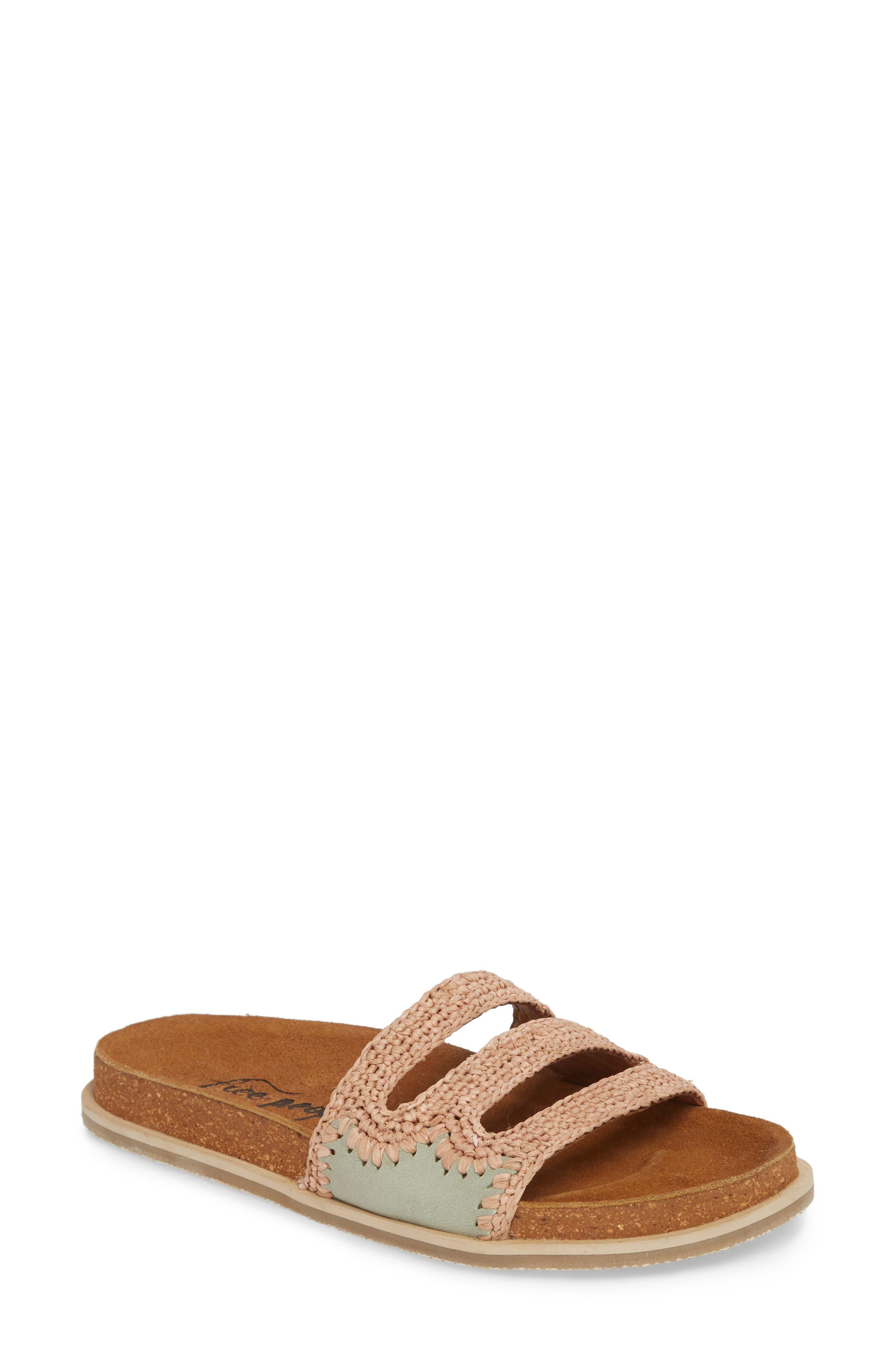 Crete Slide Sandal,                             Main thumbnail 2, color,