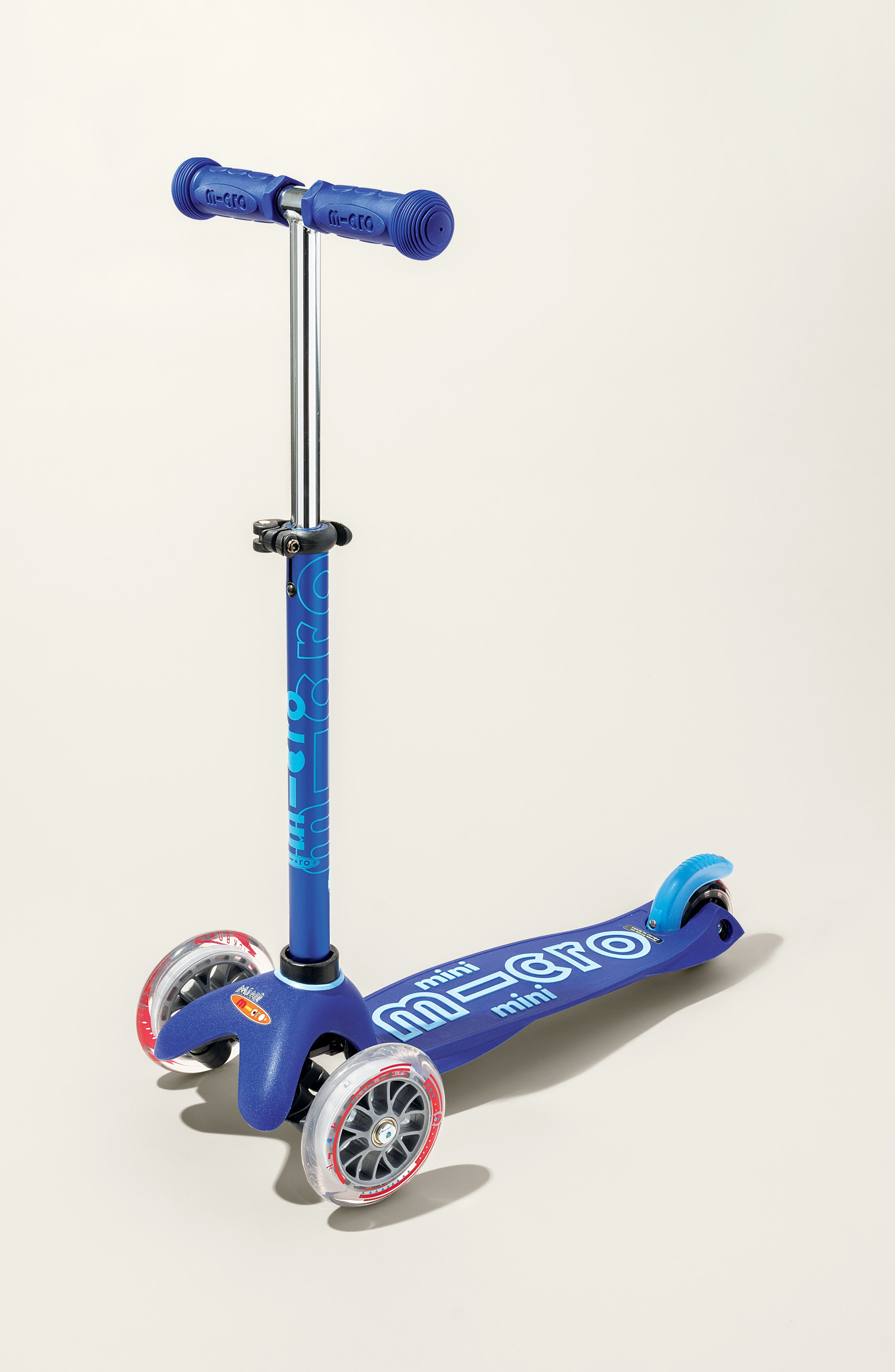Mini Deluxe Kick Scooter,                             Alternate thumbnail 2, color,                             BLUE