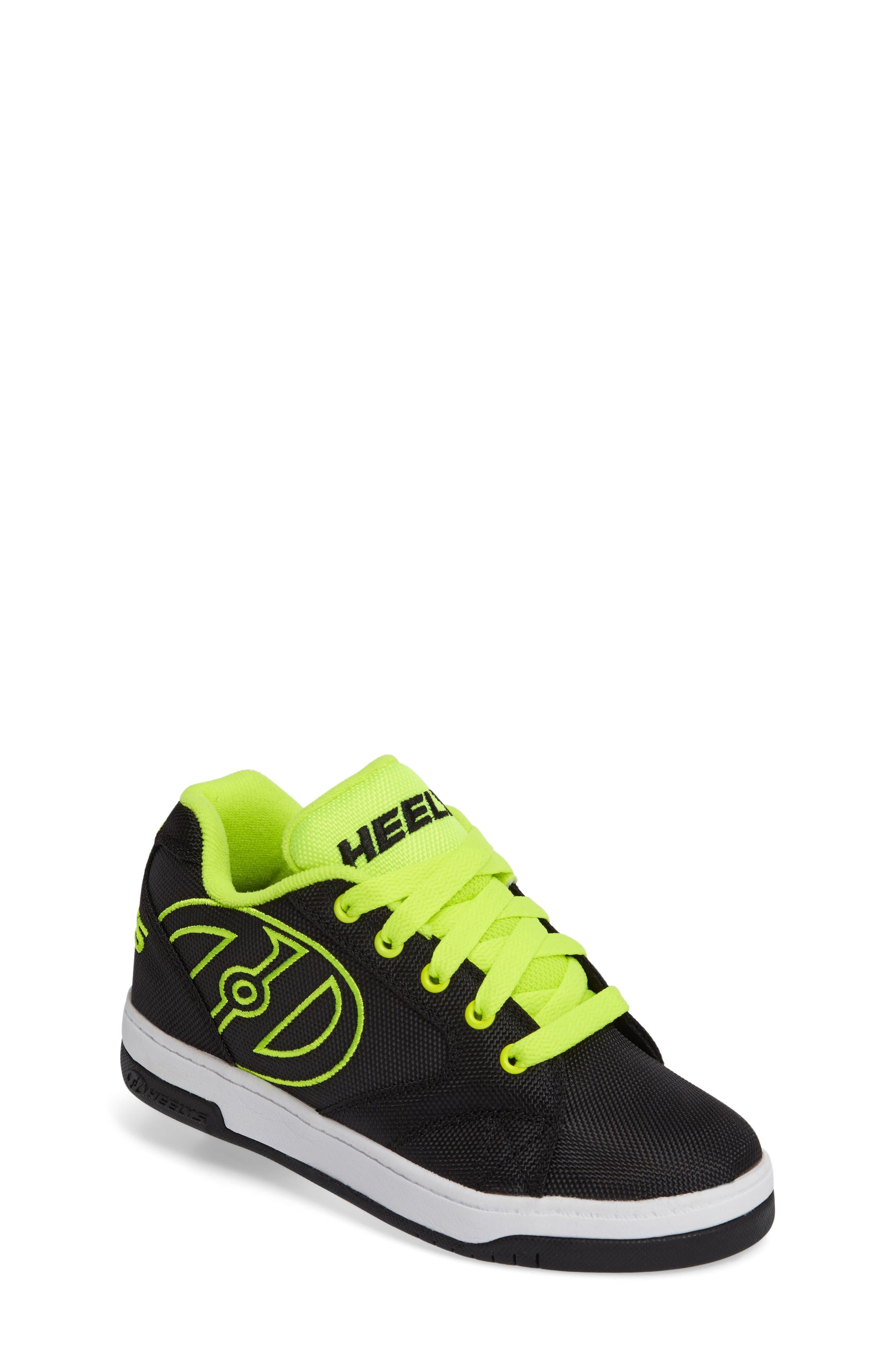 HEELYS,                             'Propel 2.0' Wheeled Sneaker,                             Main thumbnail 1, color,                             018