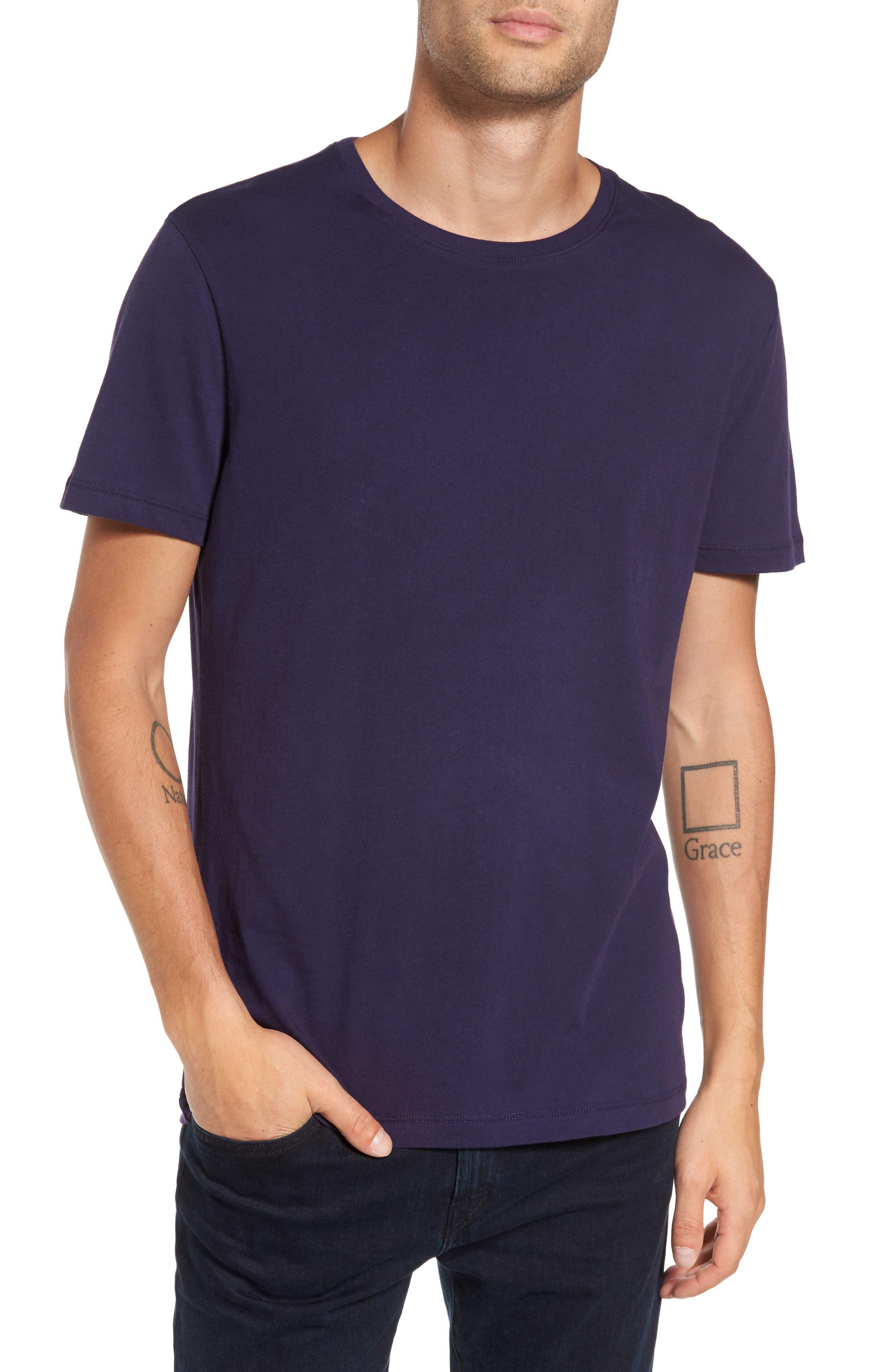 Solid T-Shirt,                             Main thumbnail 3, color,