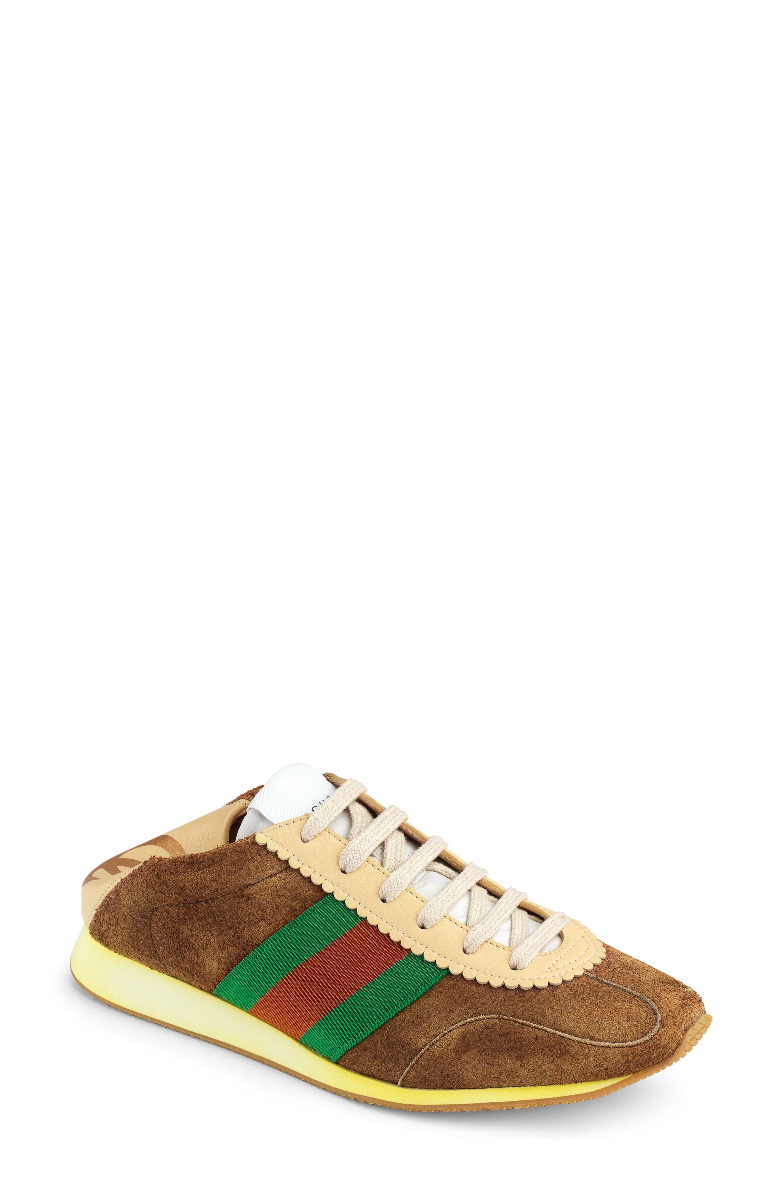 Rocket Convertible Sneaker,                         Main,                         color, BROWN