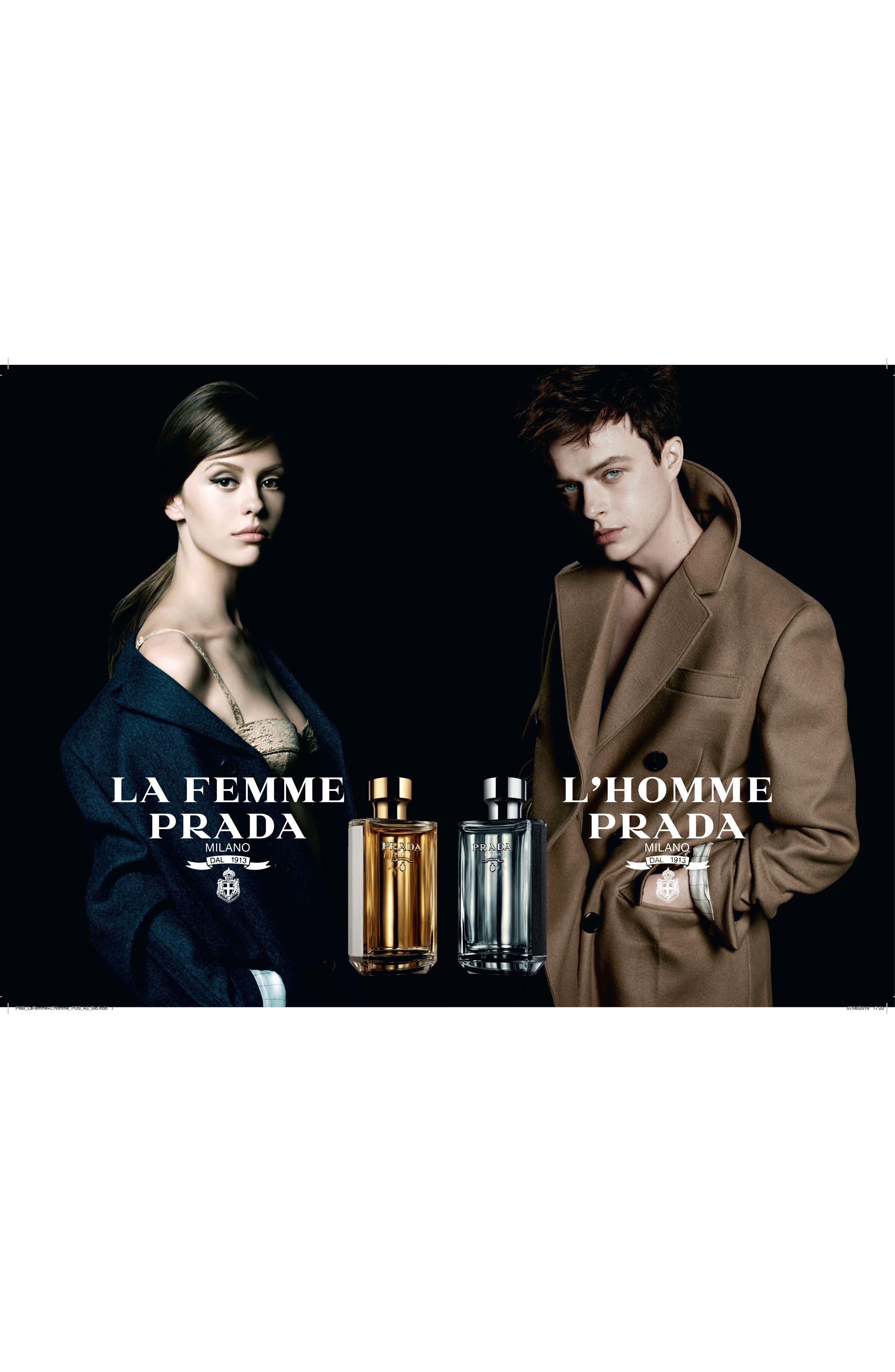 La Femme Prada Eau de Parfum,                             Alternate thumbnail 10, color,                             NO COLOR