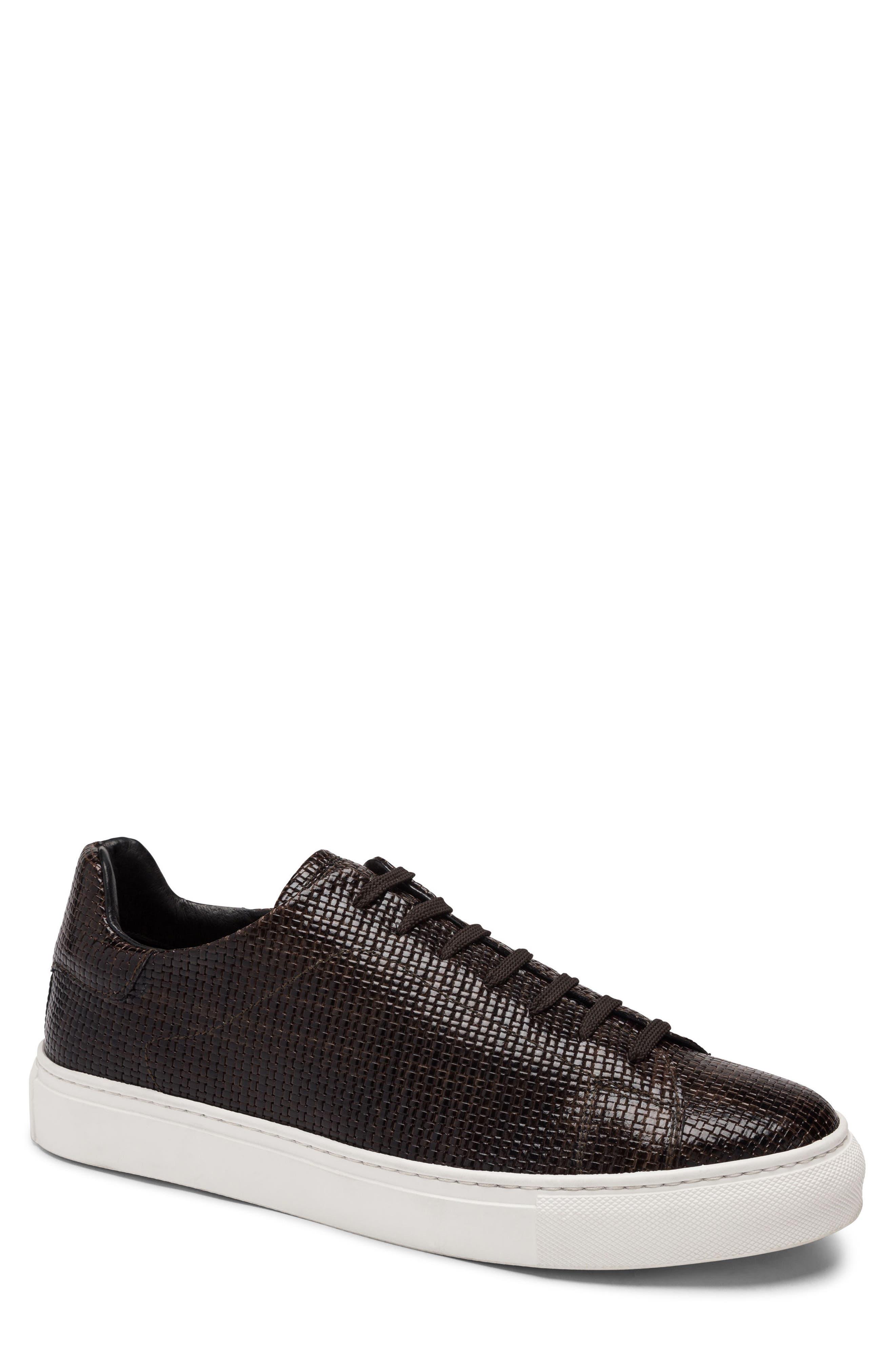 Wimbledon Sneaker,                             Main thumbnail 1, color,                             TESTA DI MORO