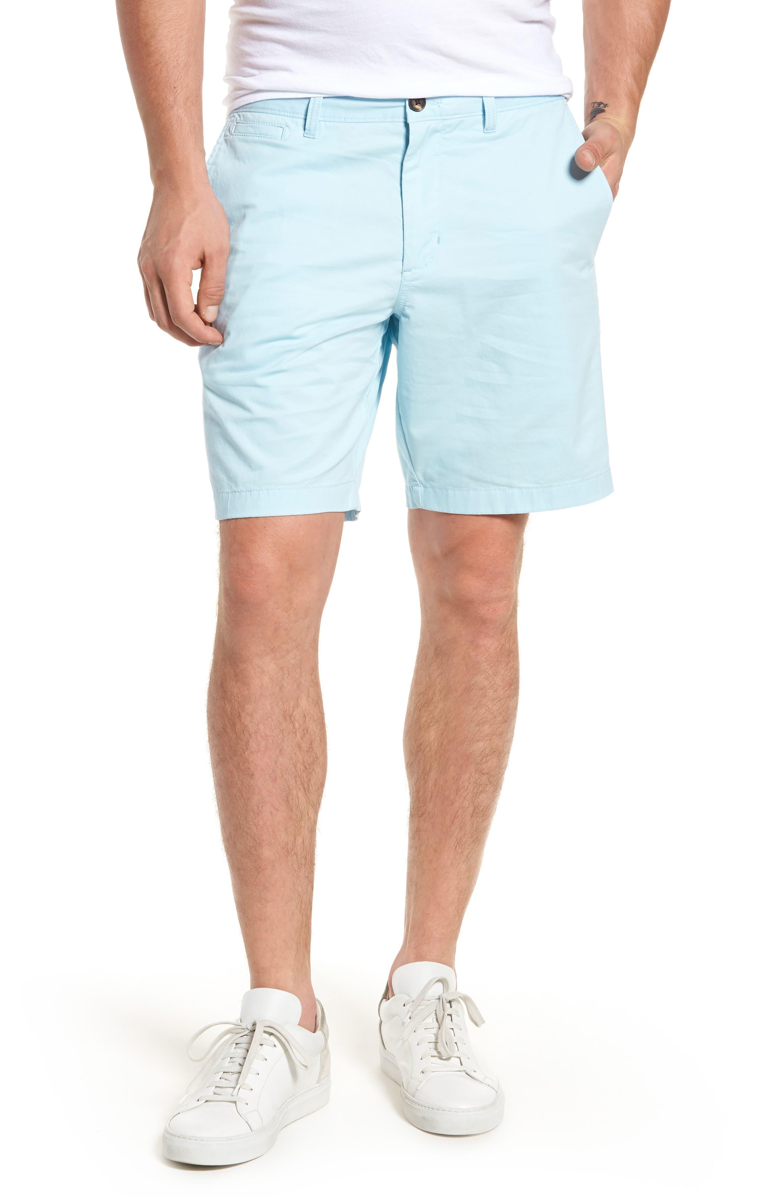 Ballard Slim Fit Stretch Chino 9-Inch Shorts,                             Main thumbnail 10, color,