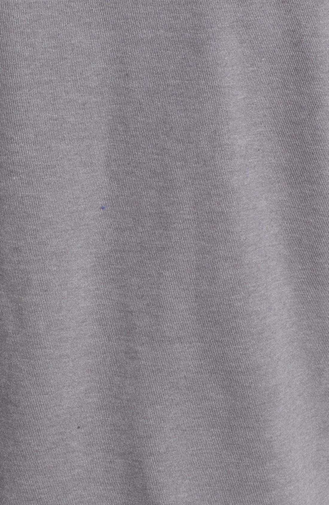 'Radarte' Foil Sweatshirt,                             Alternate thumbnail 3, color,                             022