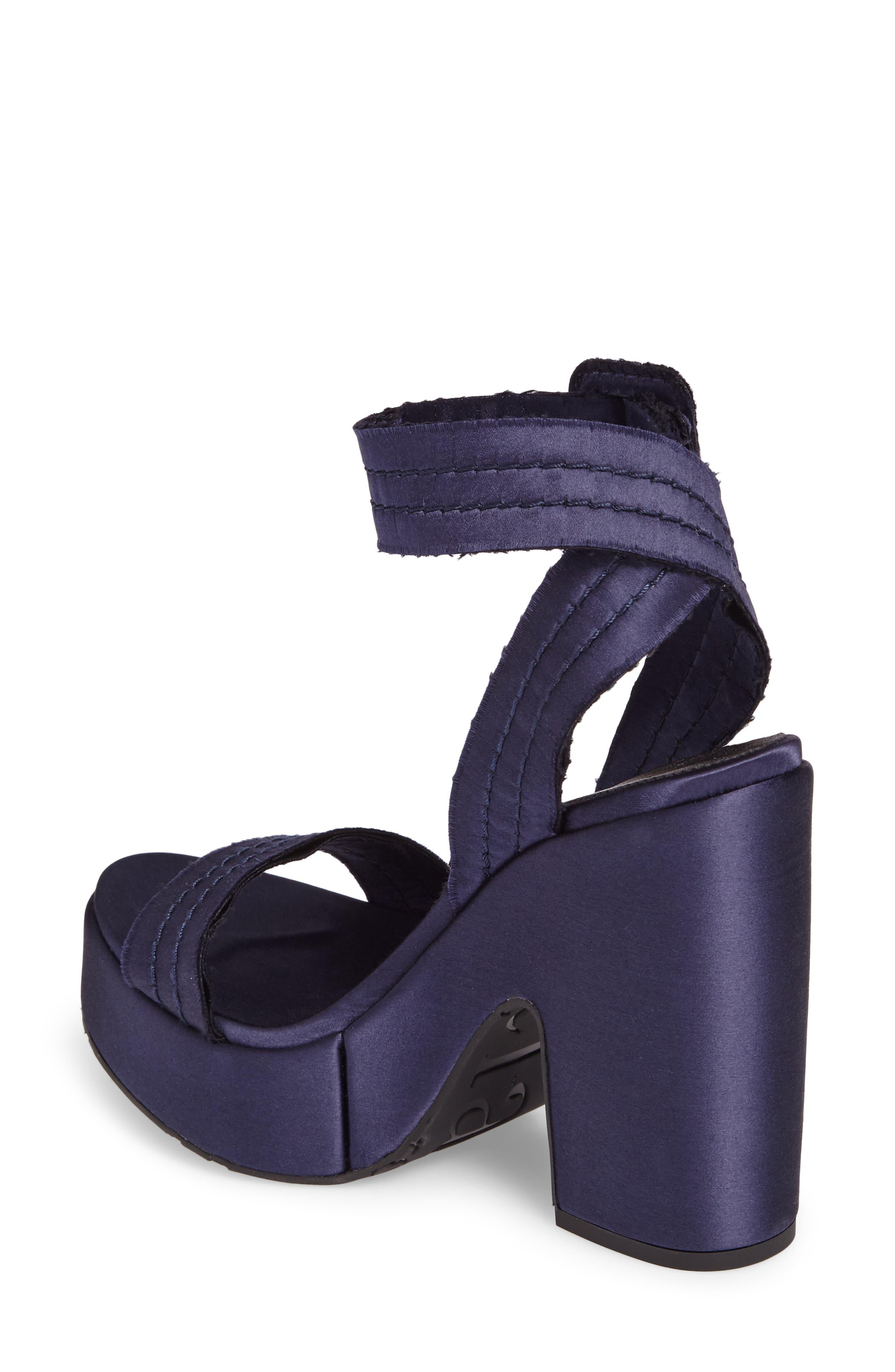 Thora Platform Sandal,                             Alternate thumbnail 2, color,                             400