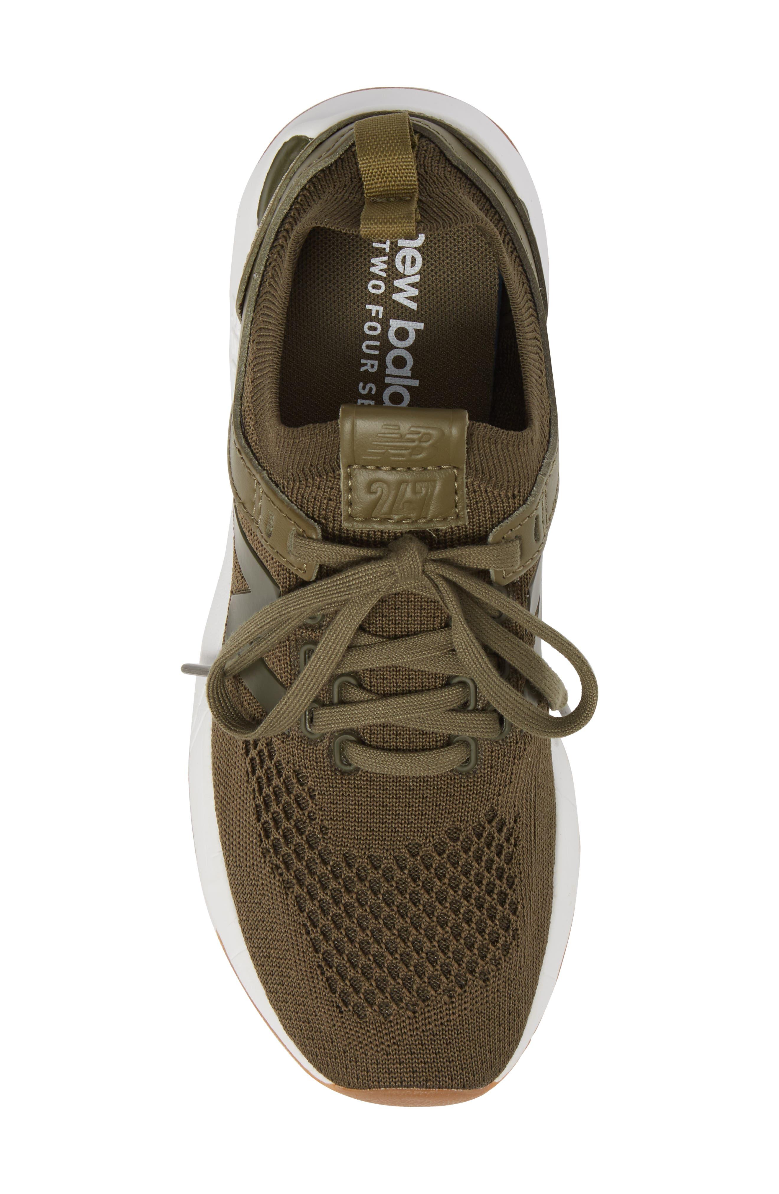 247 Decon Knit Sneaker,                             Alternate thumbnail 15, color,